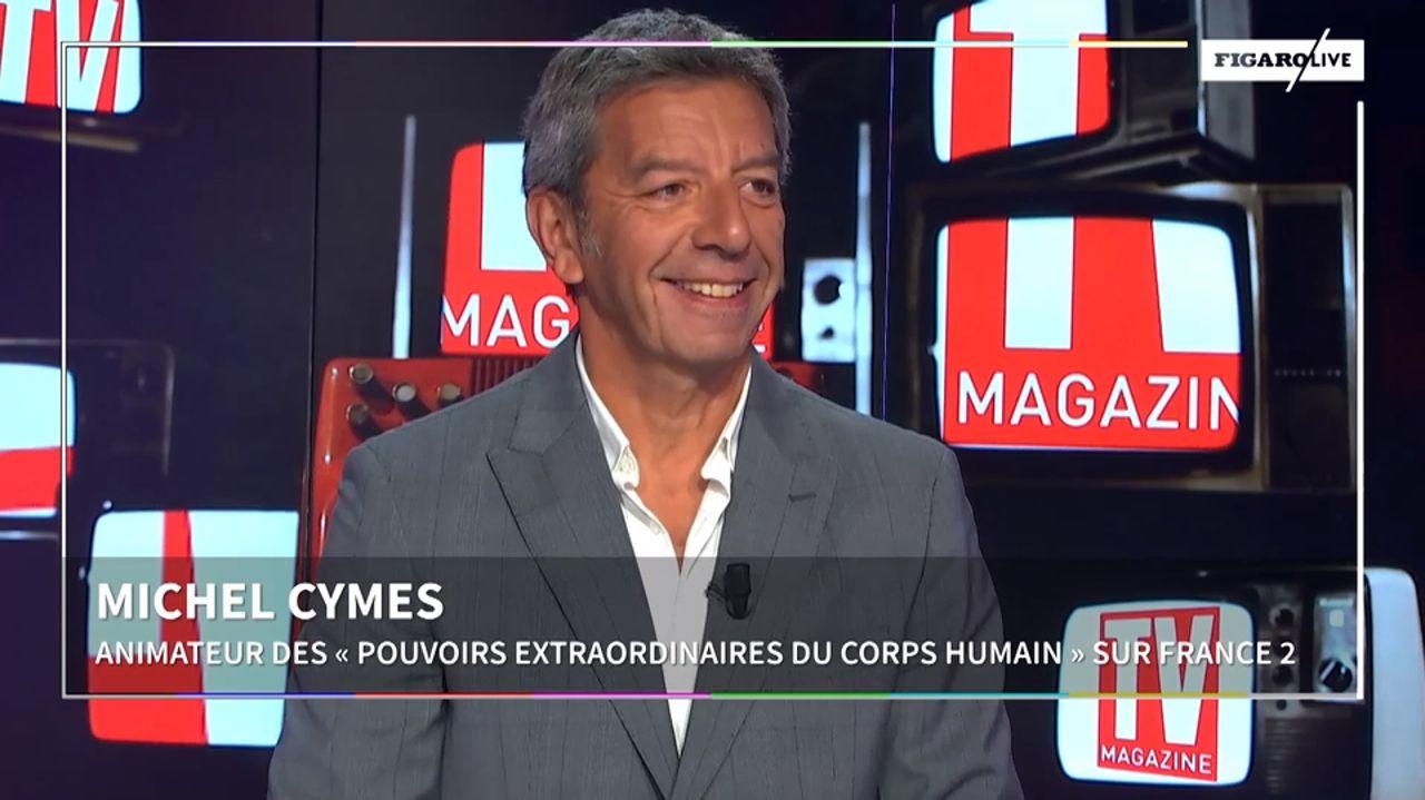 Michel Cymes: «Je vais jouer un vétérinaire dans un téléfilm sur France 3»