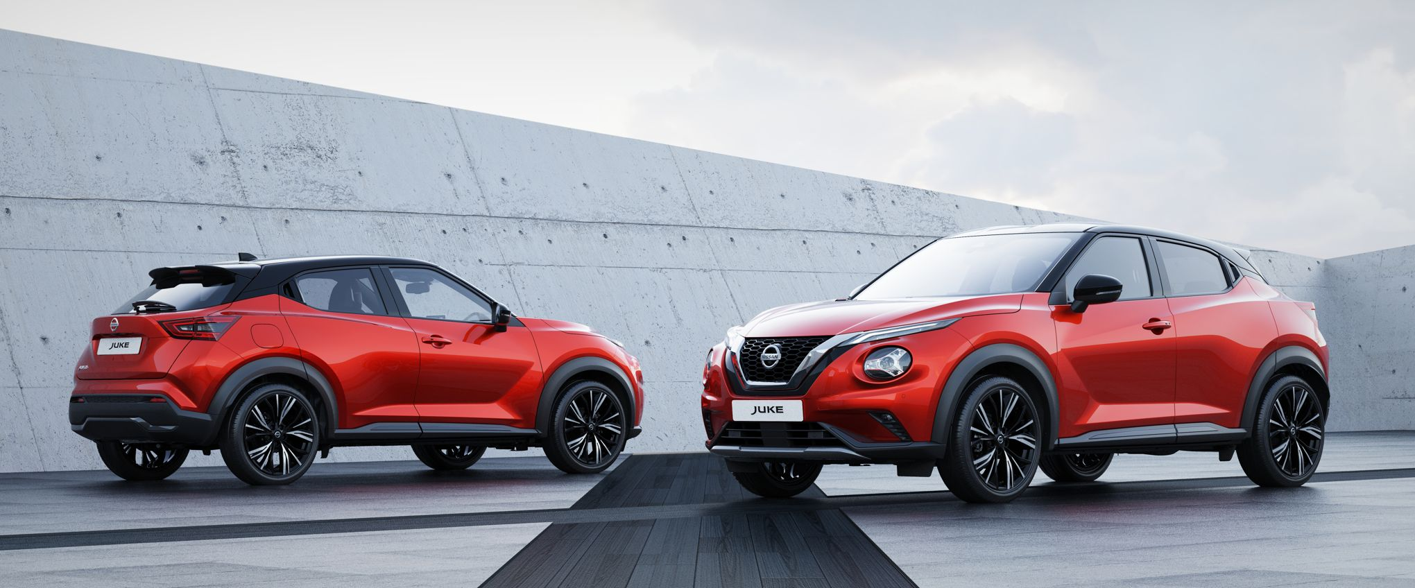 Nissan Juke, acte II