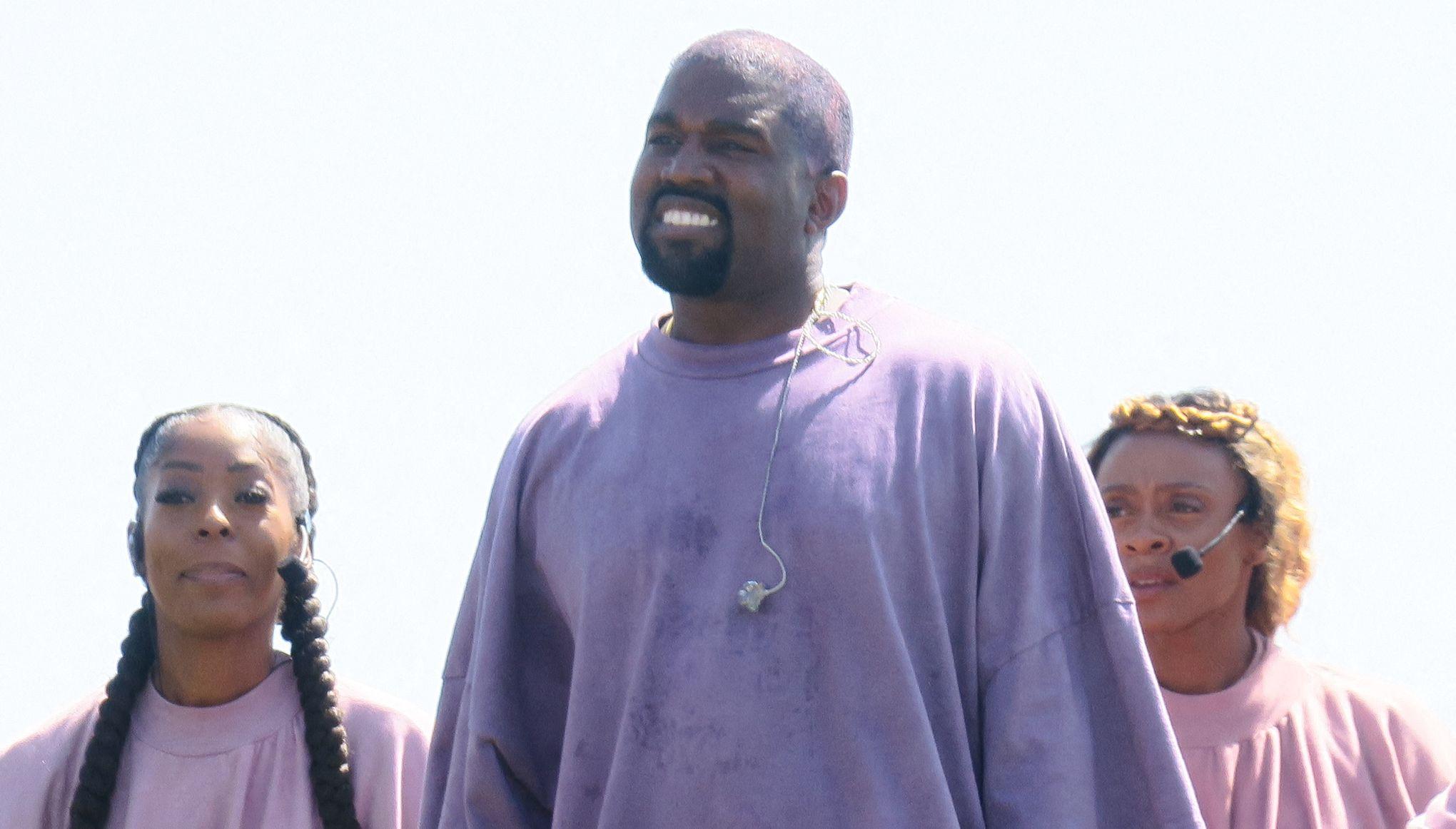 Jesus is King : le nouvel album du prophète Kanye West sortira fin septembre