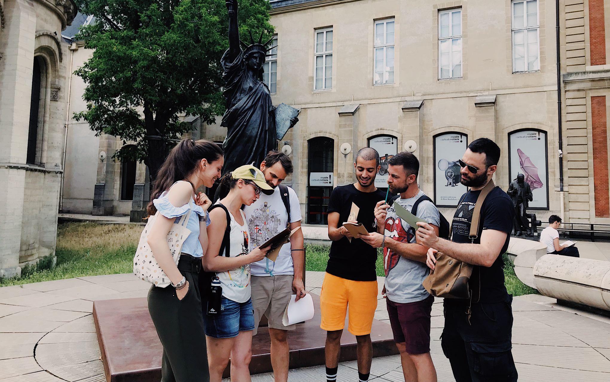 Paris: 5 chasses aux trésors à ne pas manquer à la rentrée