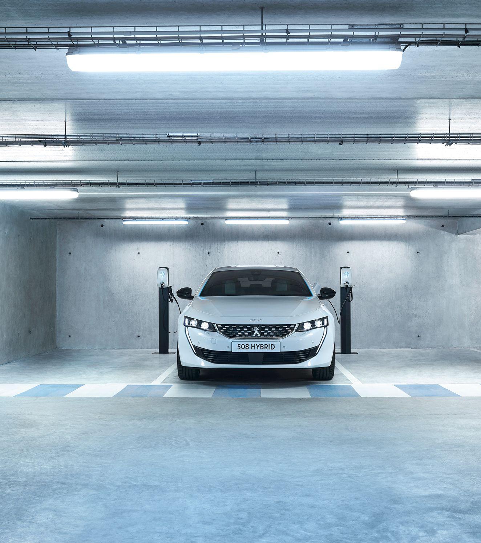 Peugeot 508 Hybrid, à partir de 29 g/km de CO2
