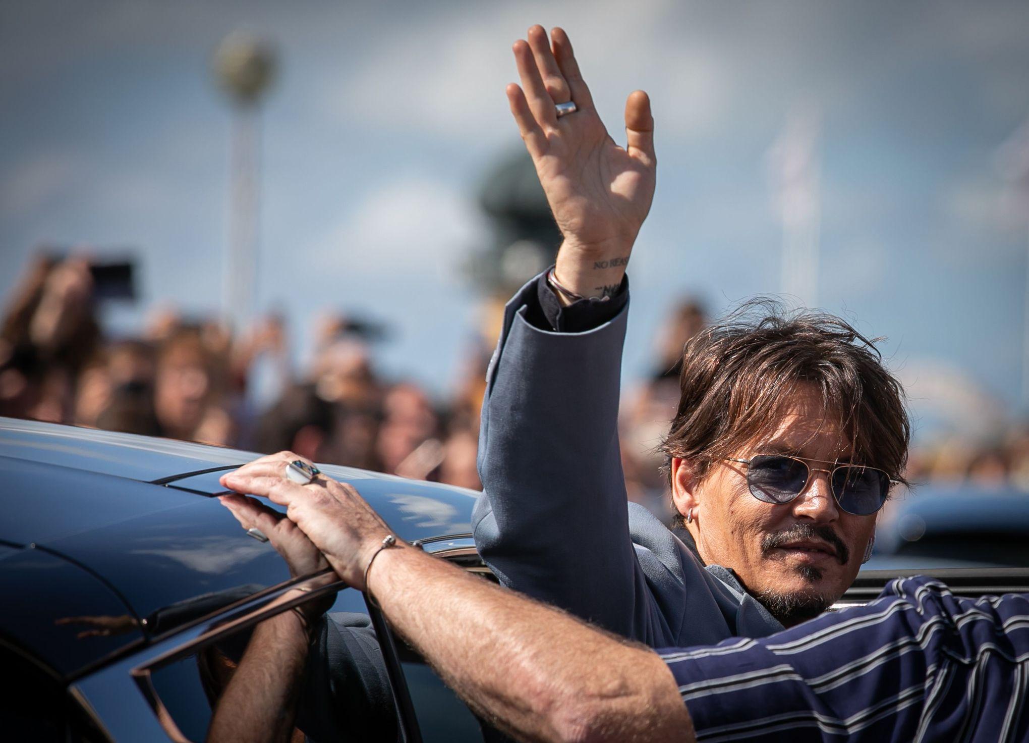 L'ouragan Johnny Depp, le choc Skin, le mystère Swallow... Deauville démarre sur les chapeaux de roues