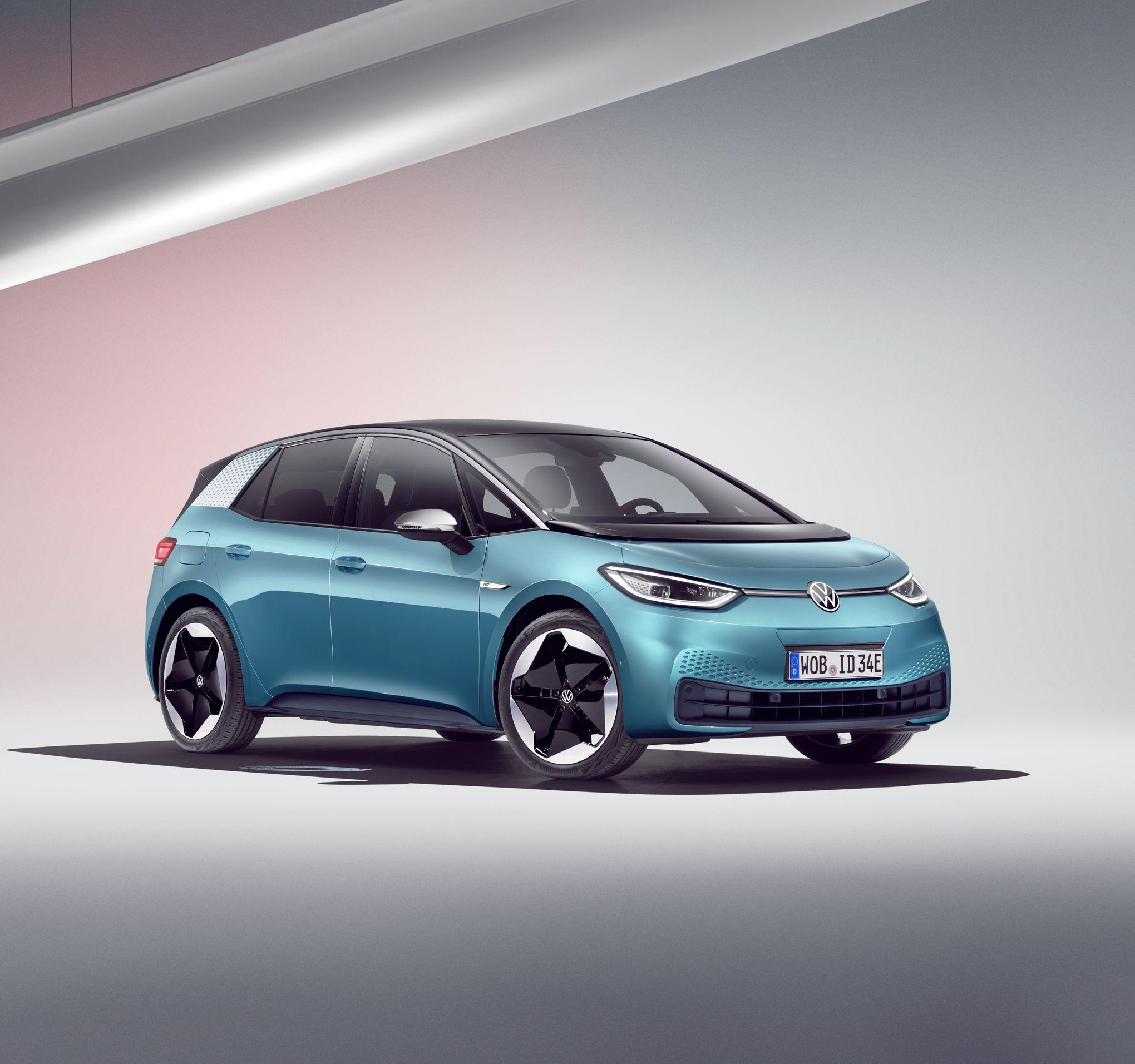 Volkswagen ID.3, génération électrique