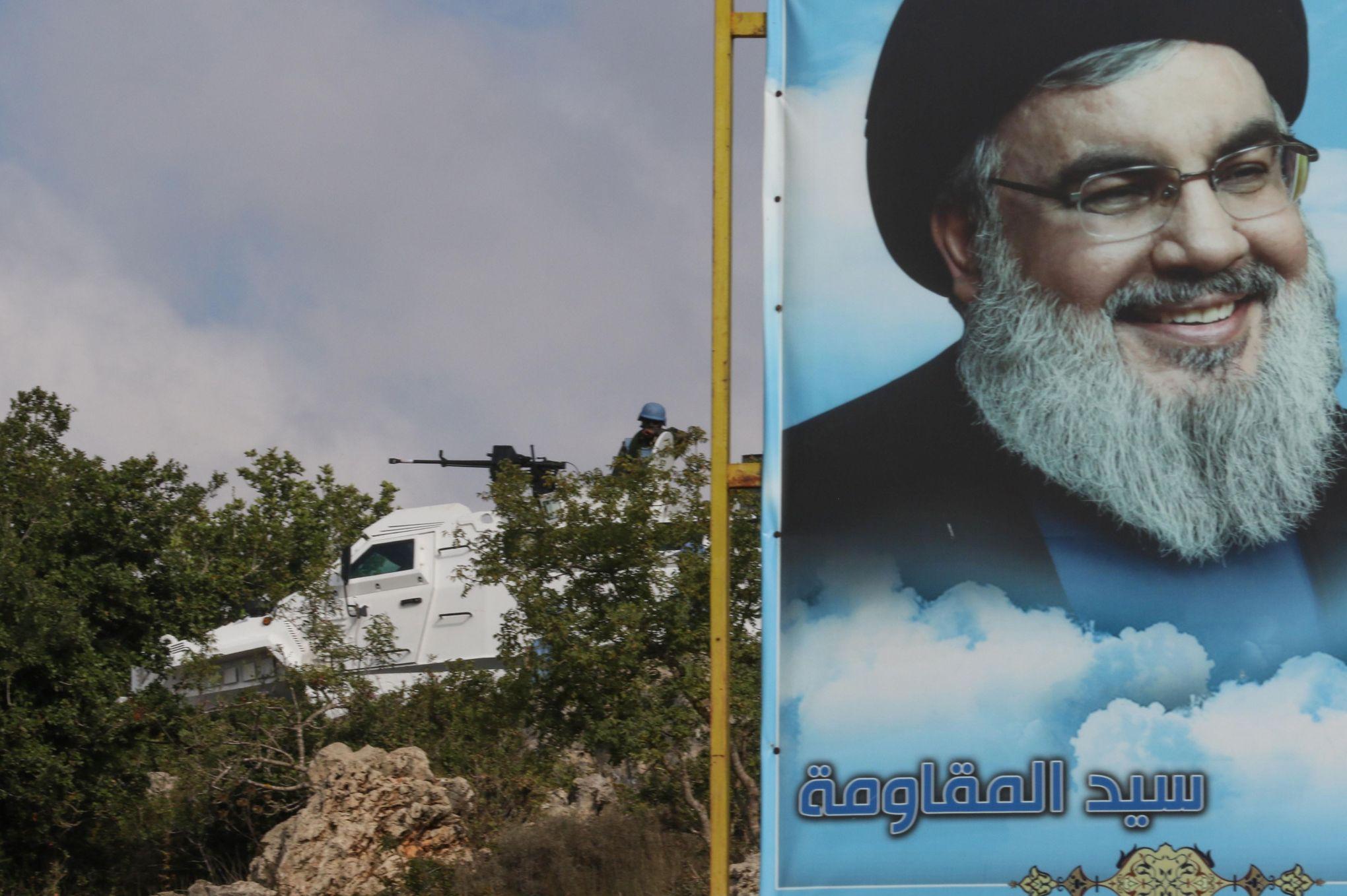 Le Hezbollah affirme avoir détruit un drone israélien survolant le Liban