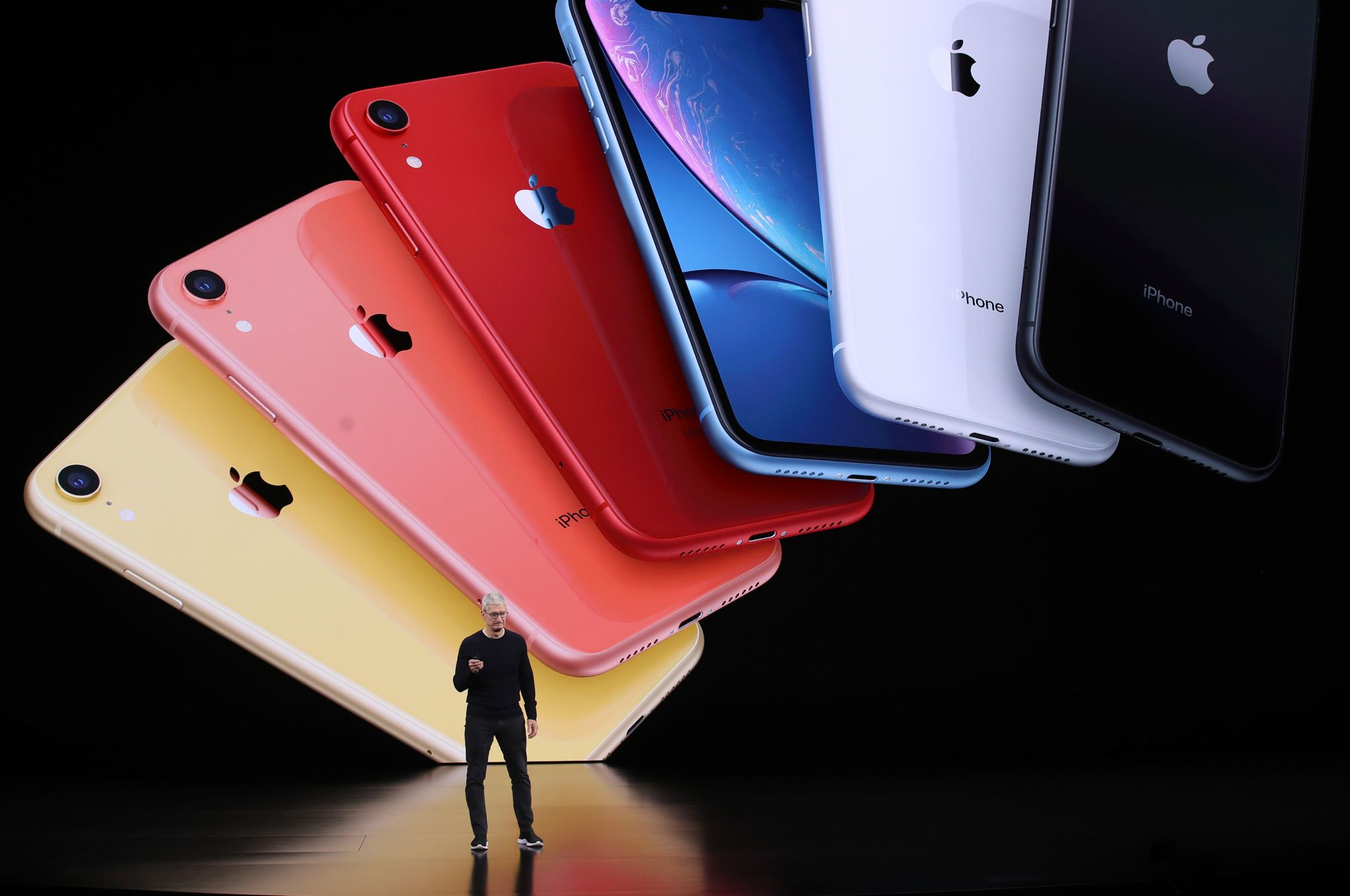 Pourquoi Apple est le principal concurrent d'Apple