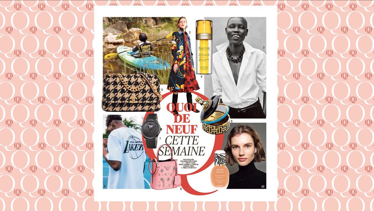 Chanel, Clarins, Prada, Sisley, A.P.C... Les nouveautés de la semaine