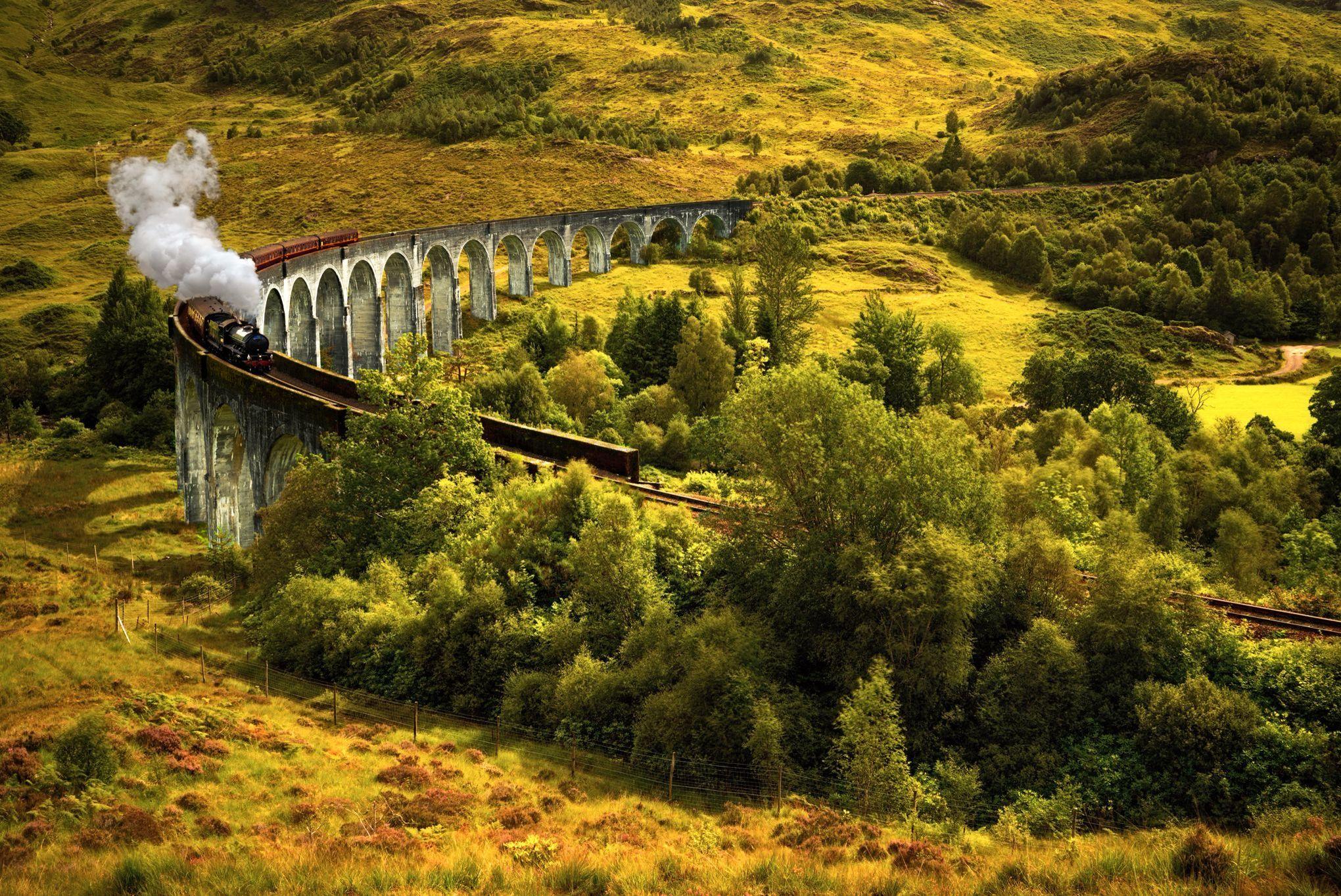 5 bonnes raisons de partir en Écosse en train (même quand on n'est pas écolo)