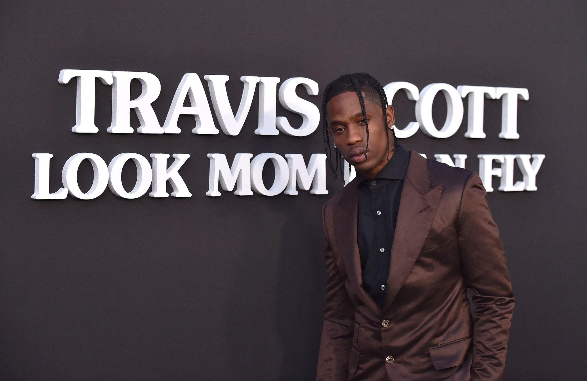 Look Mom I Can Fly : plongée dans l'intimité du rappeur Travis Scott