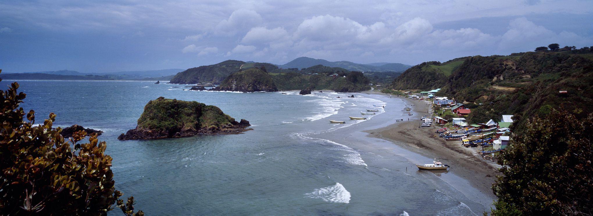 3 bonnes raisons de découvrir Chiloé, île magnifique et méconnue du Chili