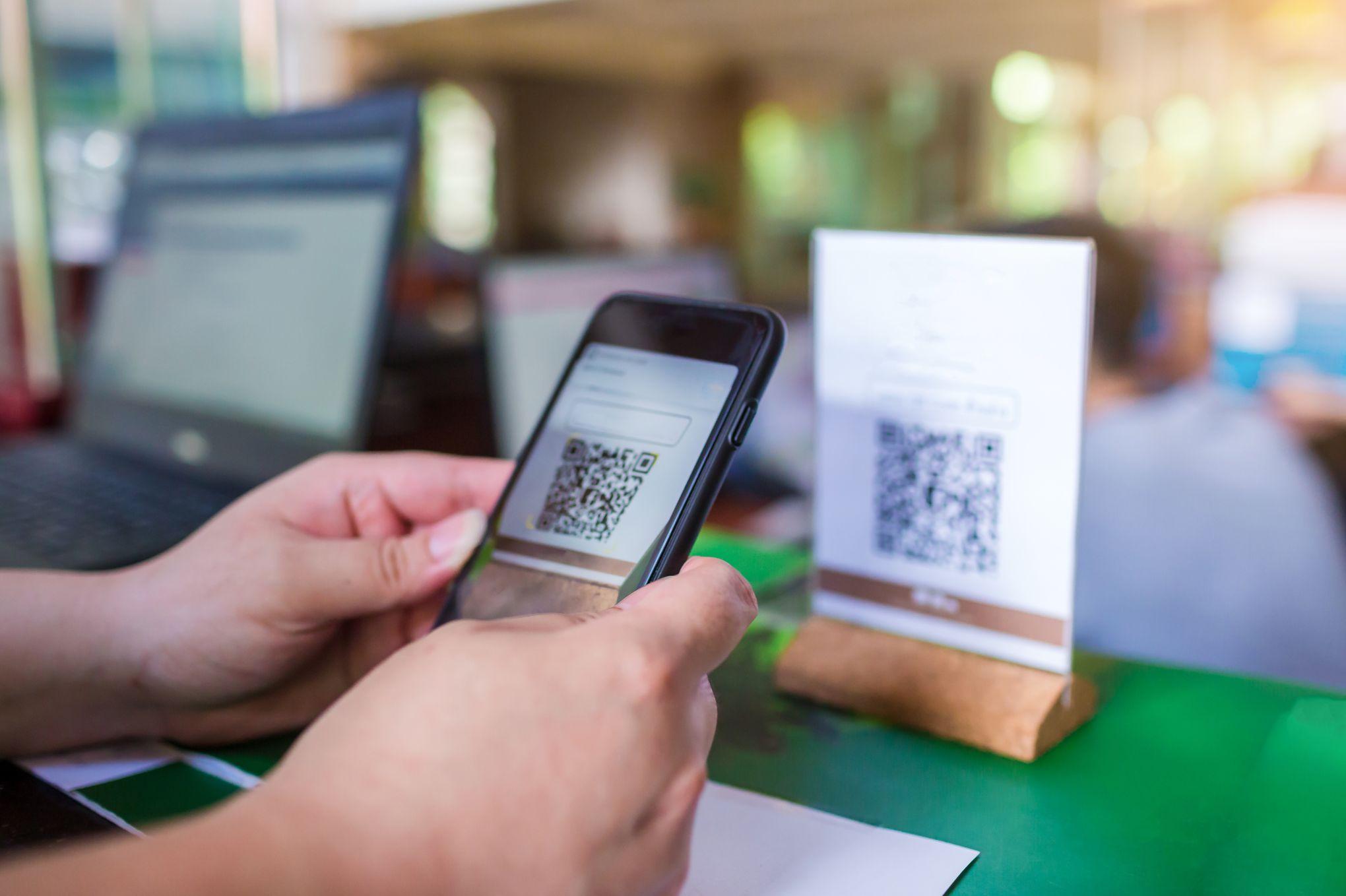 Comment scanner un QR code avec un iPhone?