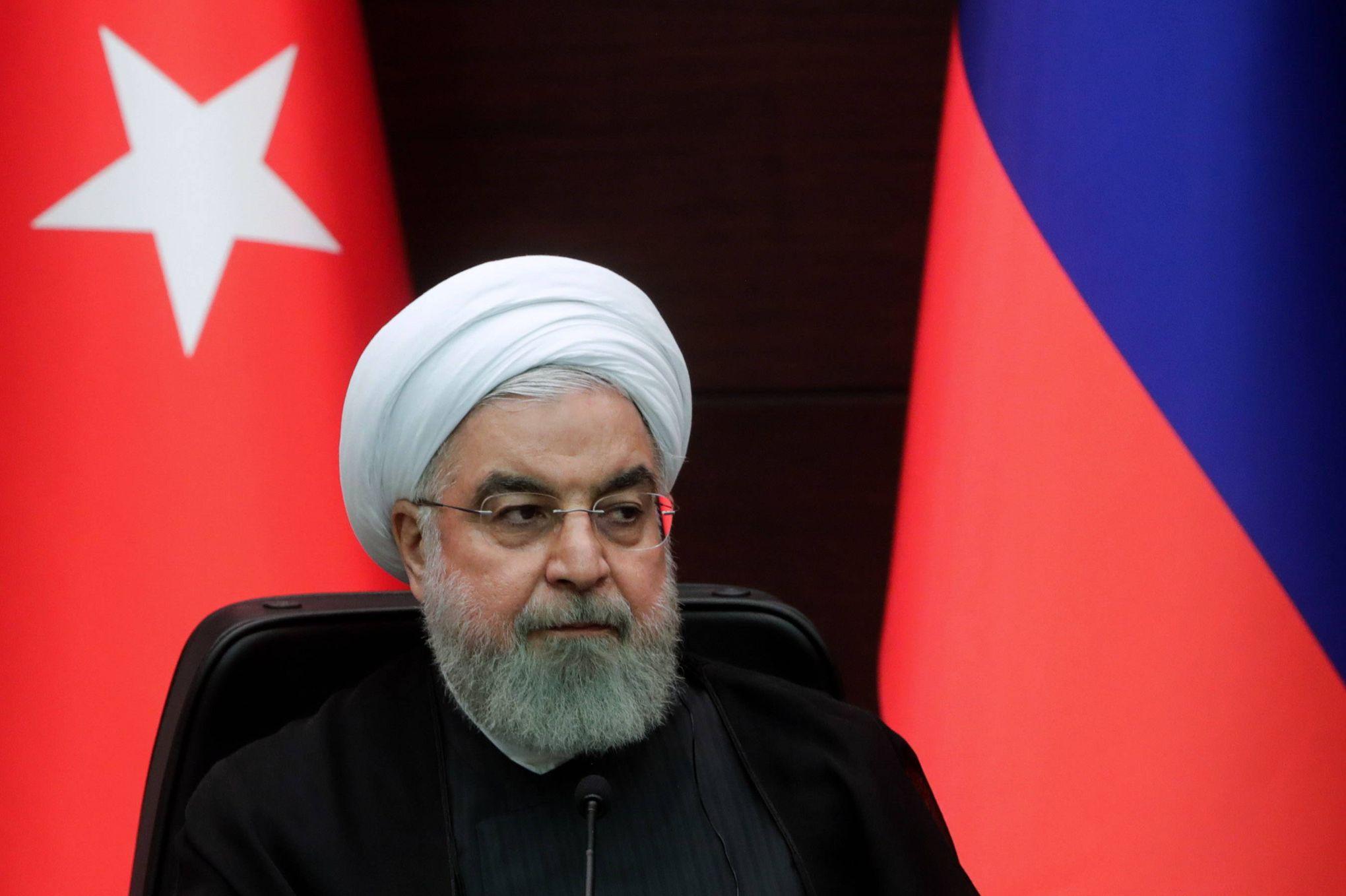 L'Iran ne veut pas être seul à pâtir des pressions que lui impose Donald Trump