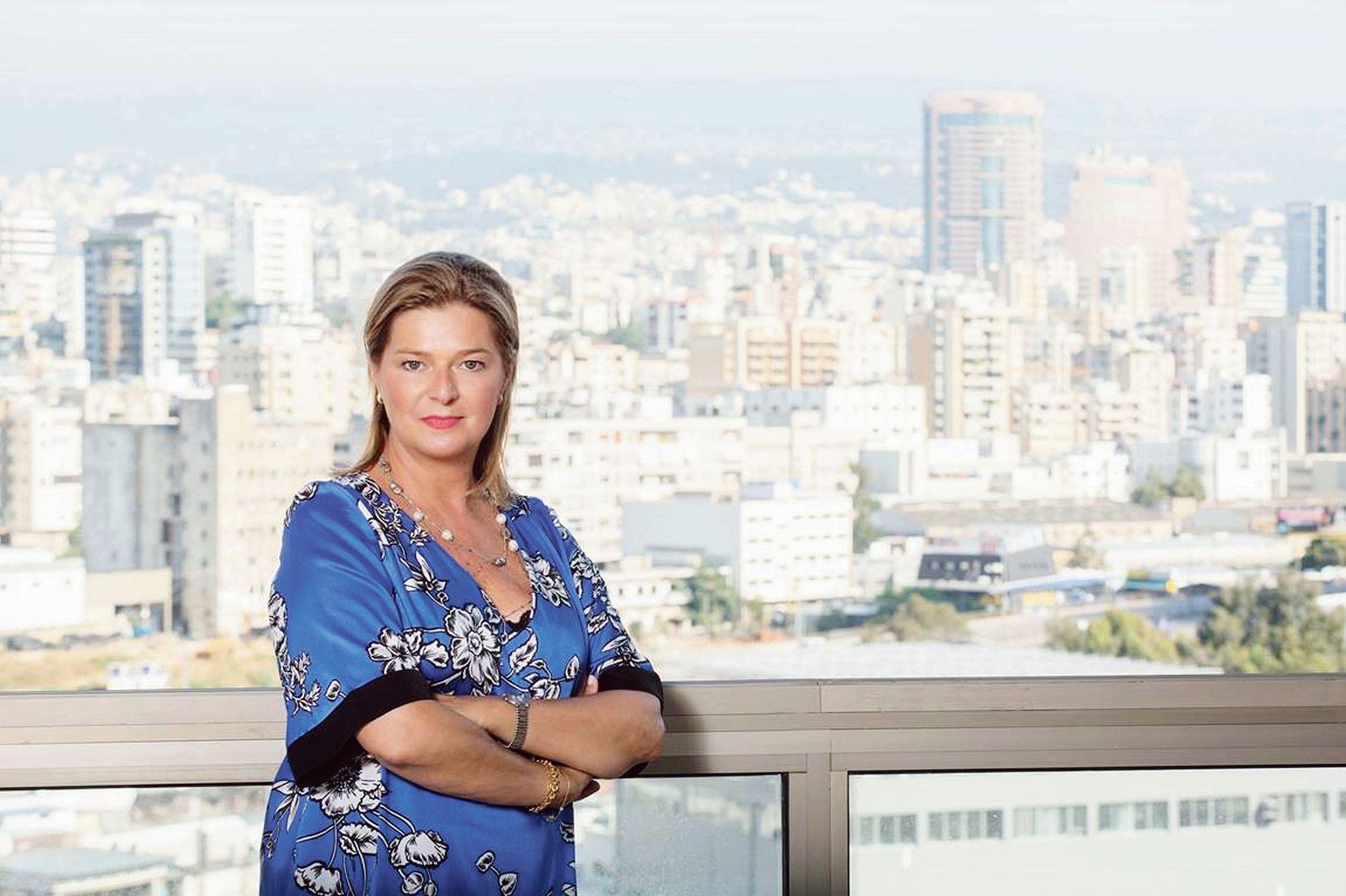 Laure d'Hauteville: «À Beyrouth-sur-guerre, l'art fait la paix»