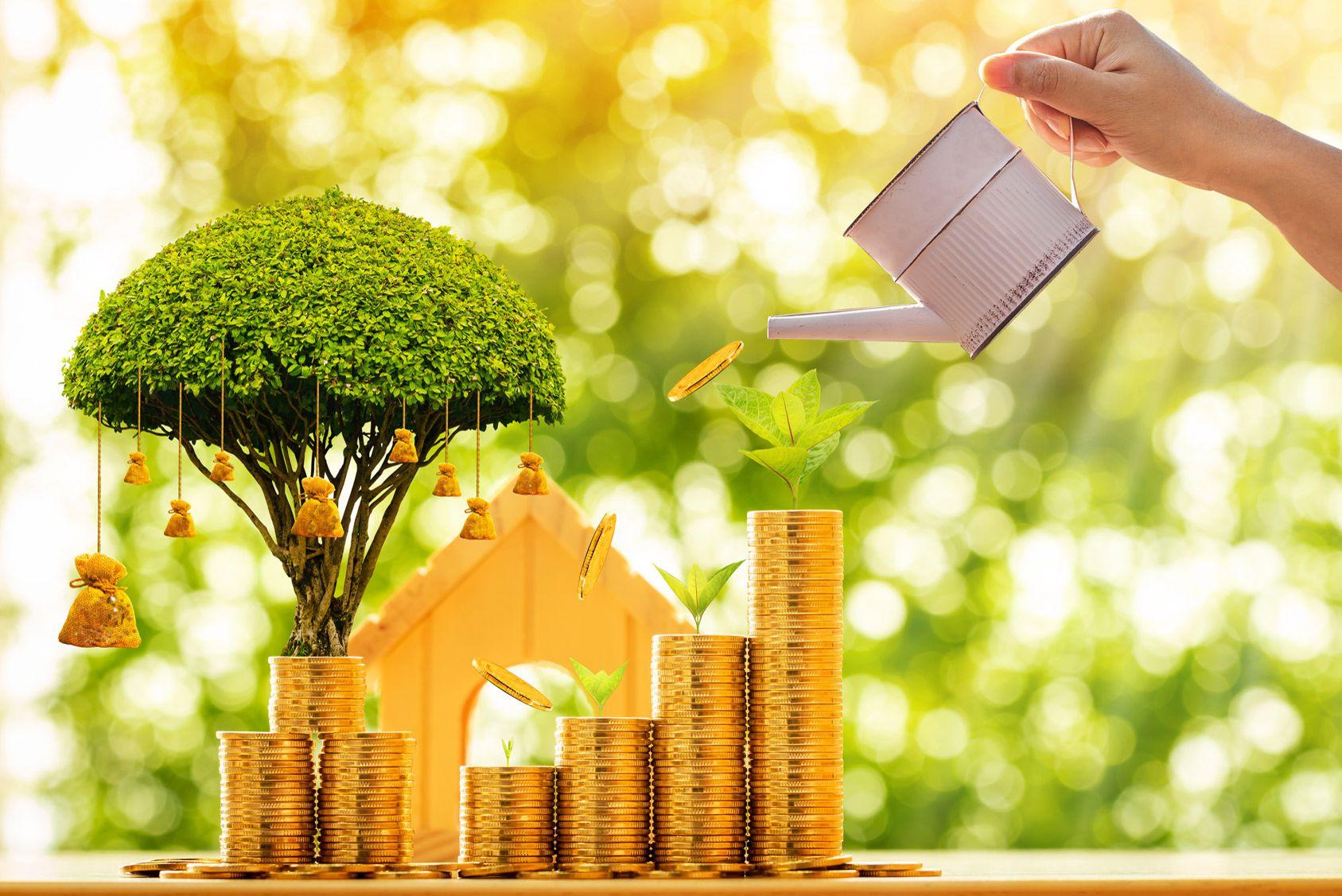 Immobilier : des gains à tous les étages