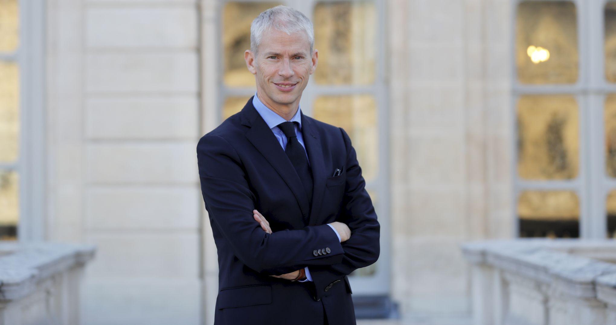 Franck Riester: «L'engouement des Français pour le patrimoine est colossal»