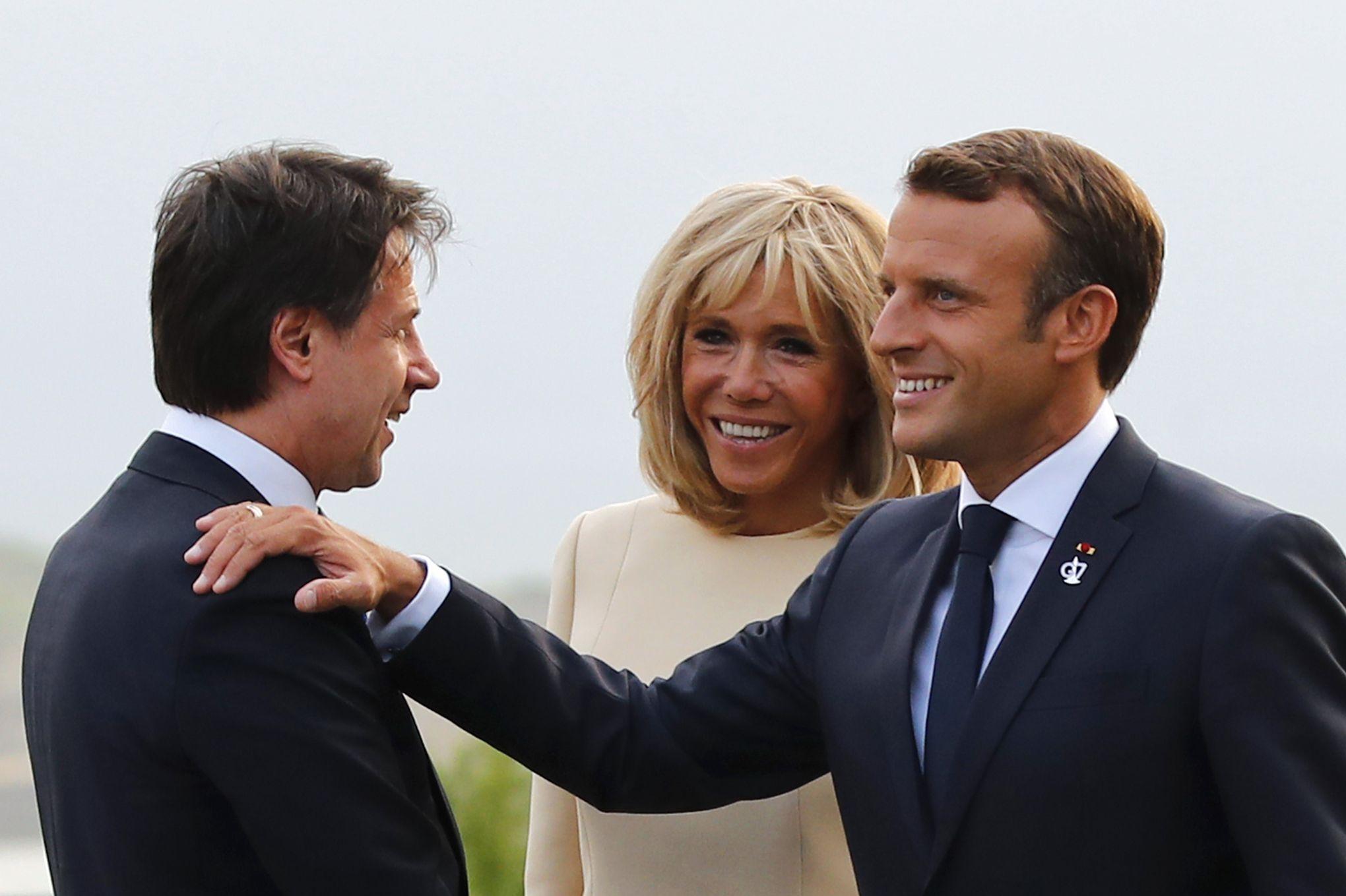 Macron à Rome: entre la France et l'Italie, la fin de plusieurs mois d'inimitié