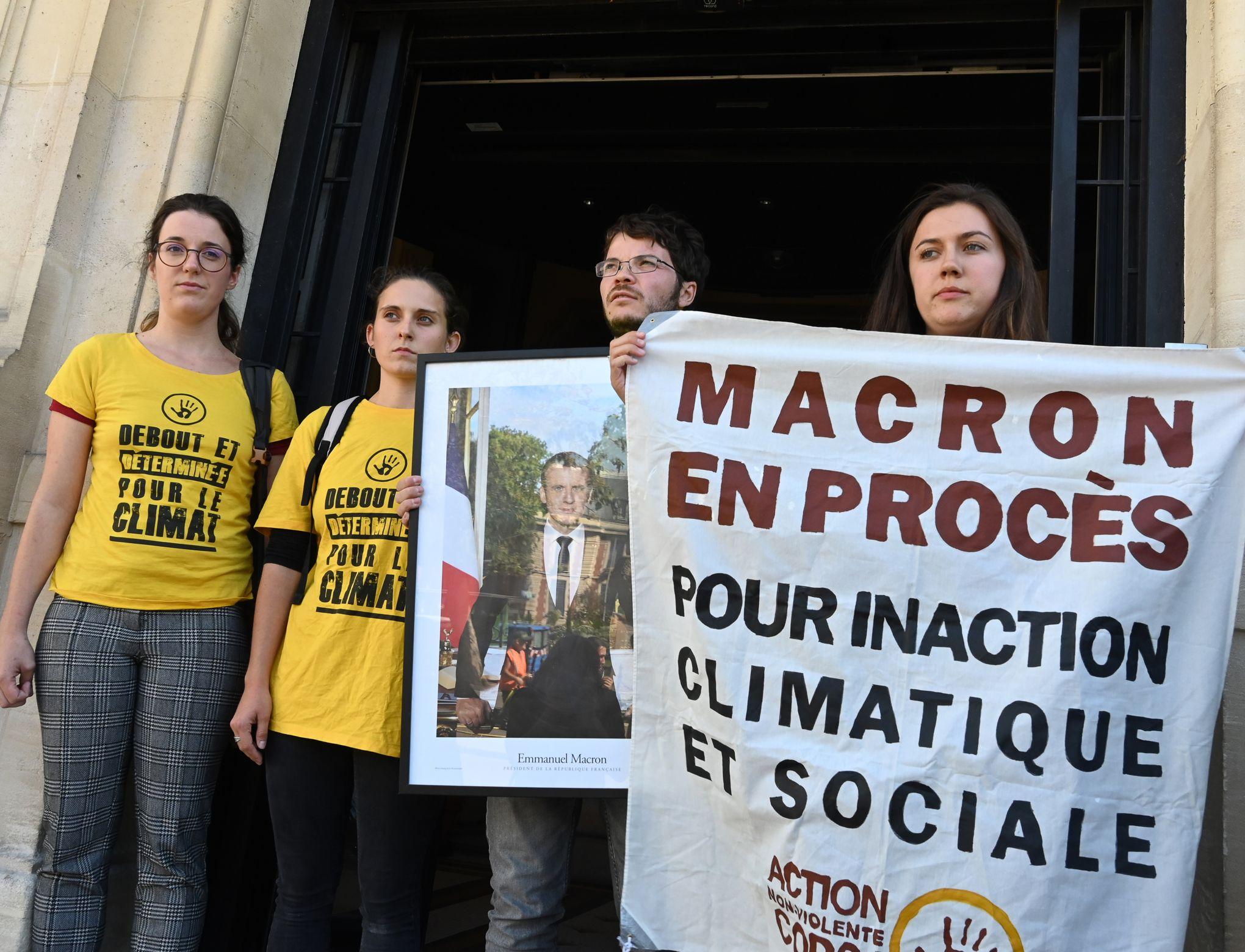 «Relaxe des décrocheurs: le tribunal de Lyon légitime la désobéissance civile»