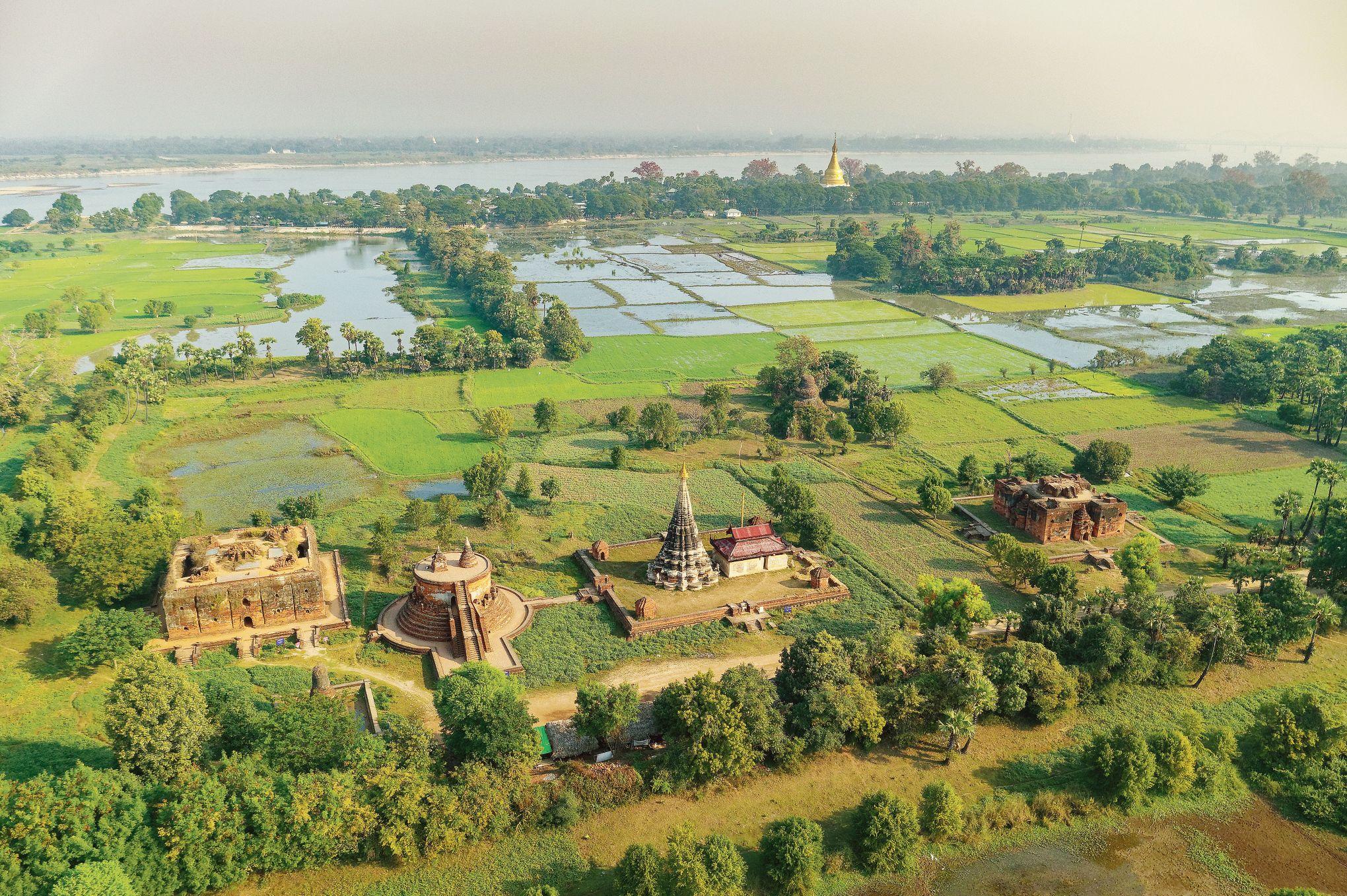 La Birmanie (encore) confidentielle