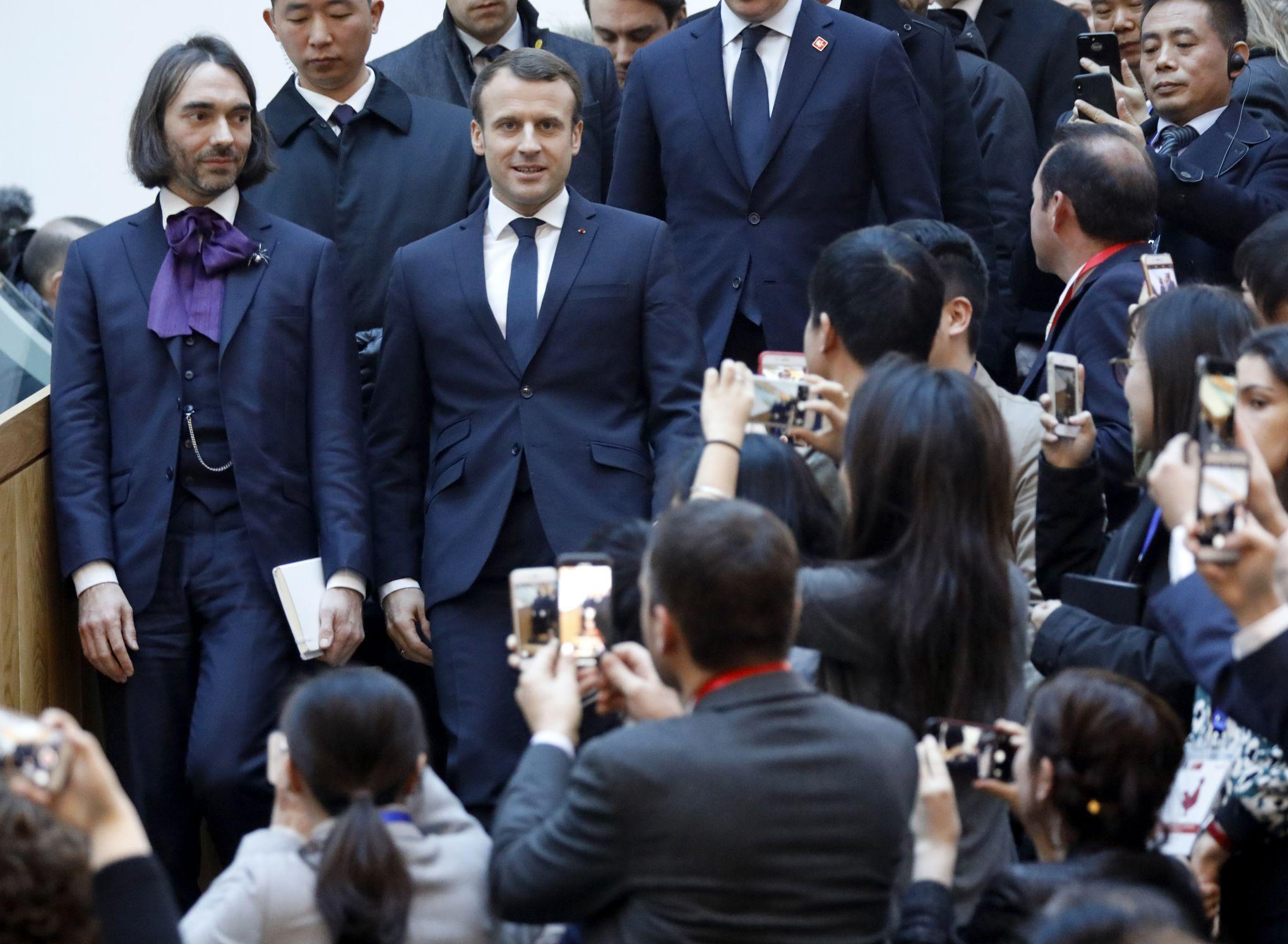 Municipales à Paris: Emmanuel Macron a-t-il recadré Cédric Villani?