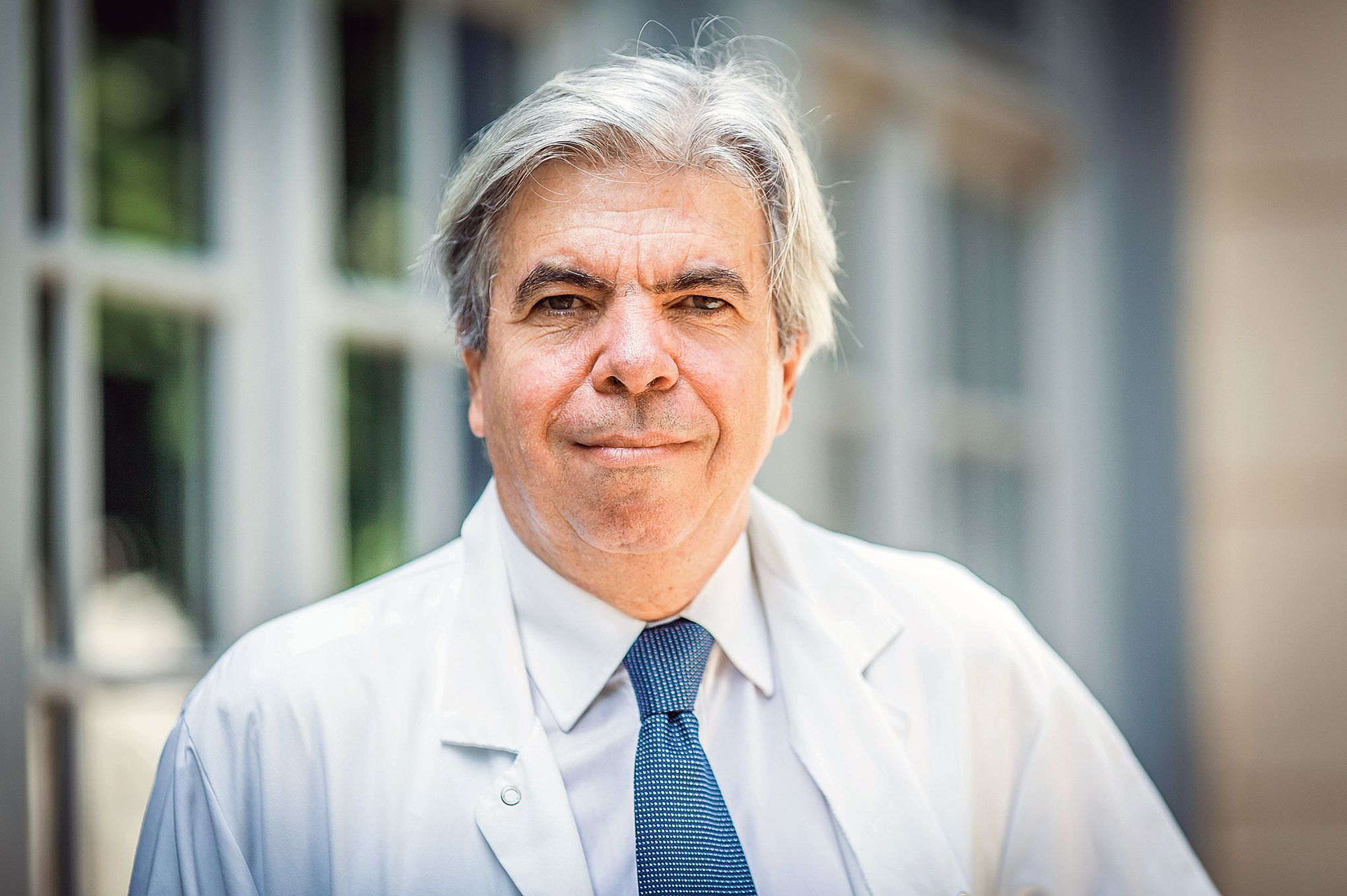 Pr Bruno Dubois:«Alzheimer va devenir une maladie de plus en plus fréquente»