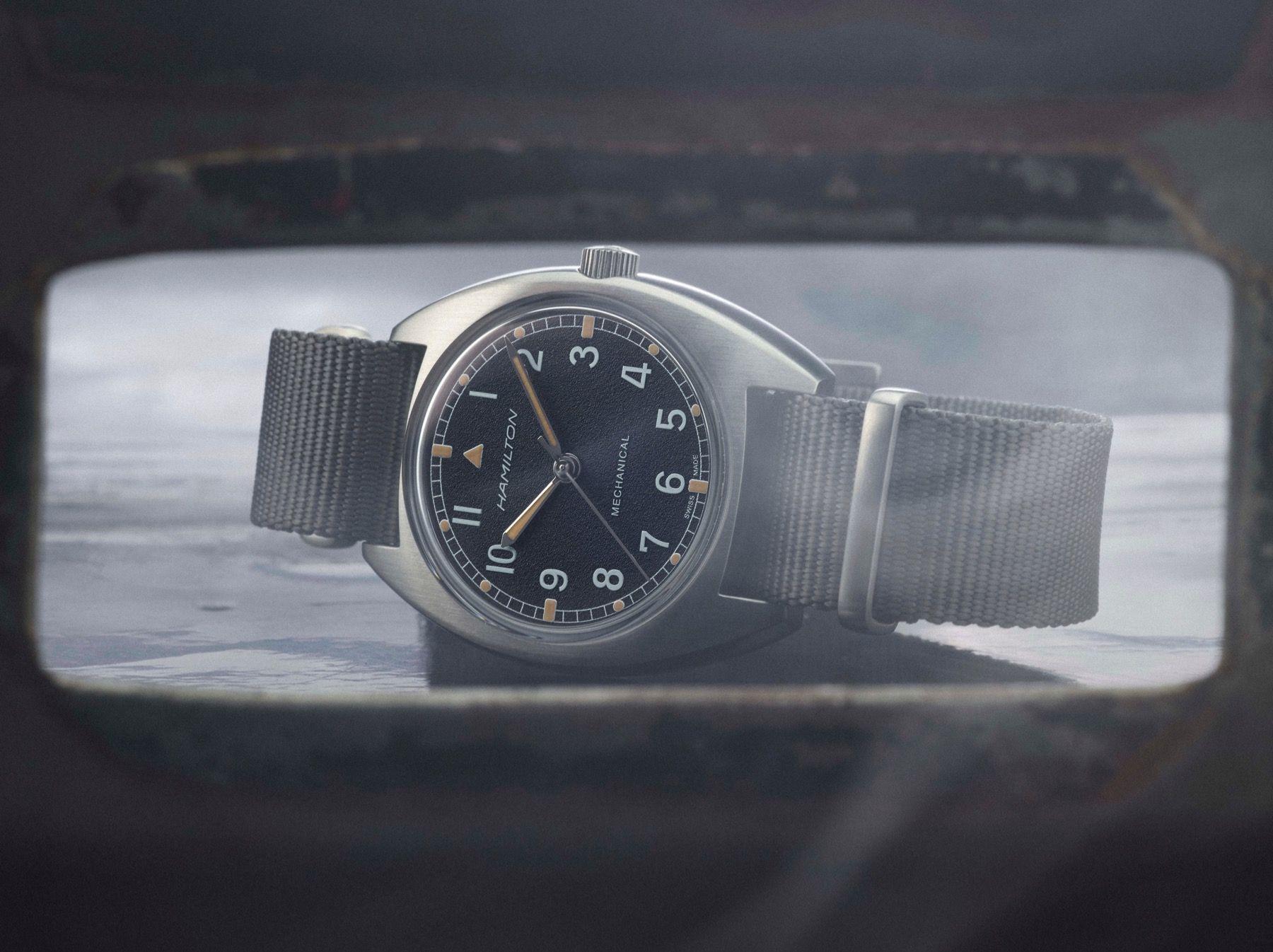 Vintage, chic, militaire, lunaire, plongeuse, GMT... Les six montres de la semaine