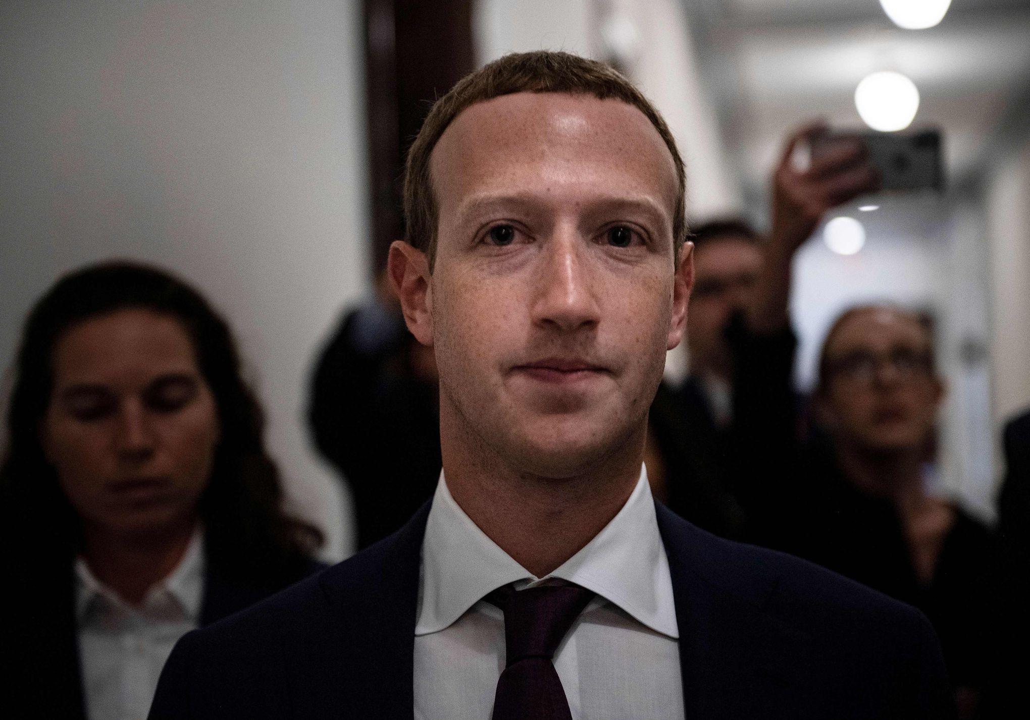 En visite à la Maison Blanche, Mark Zuckerberg refuse de se séparer d'Instagram et de WhatsApp