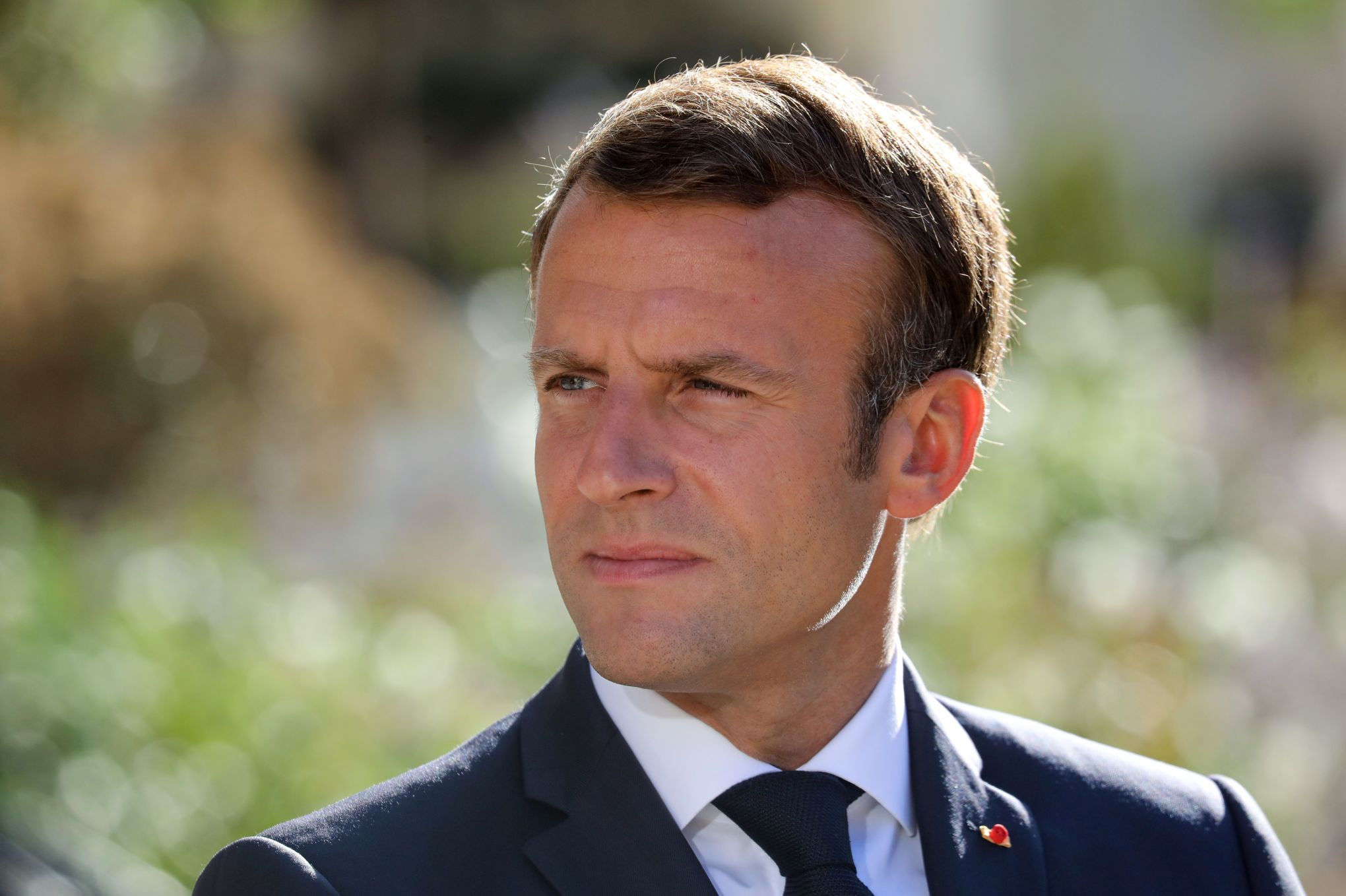 Macron critique les marches climat: «Qu'ils aillent manifester en Pologne!»