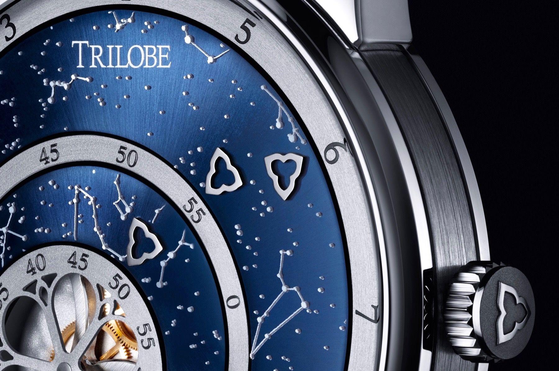 Trilobe et le secret d'une nuit
