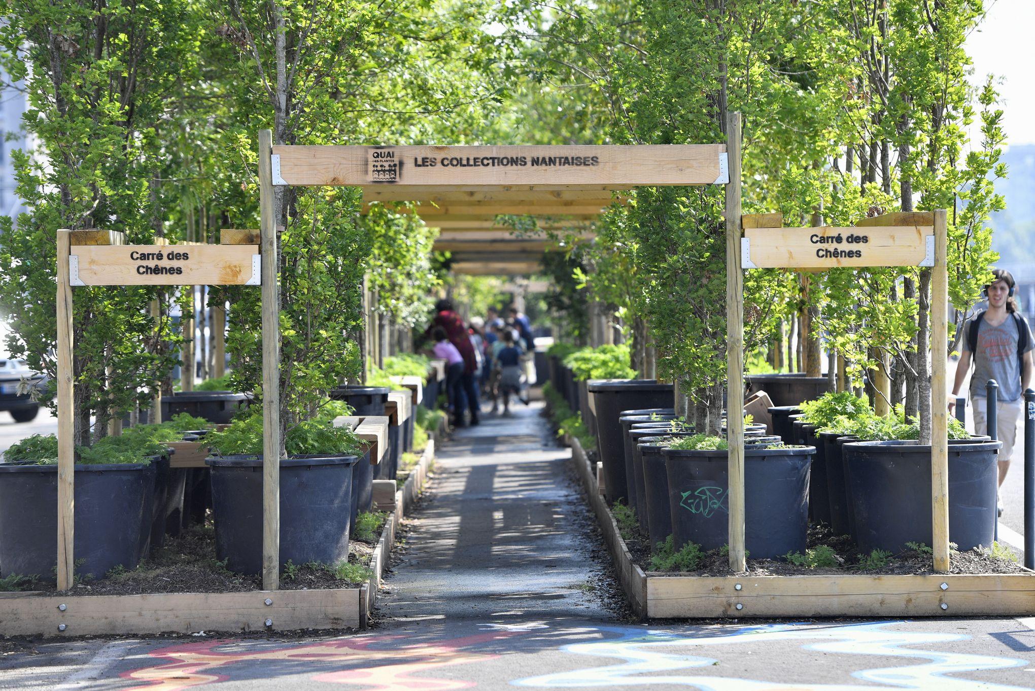 Voyage dans le «Jardin extraordinaire» de Nantes