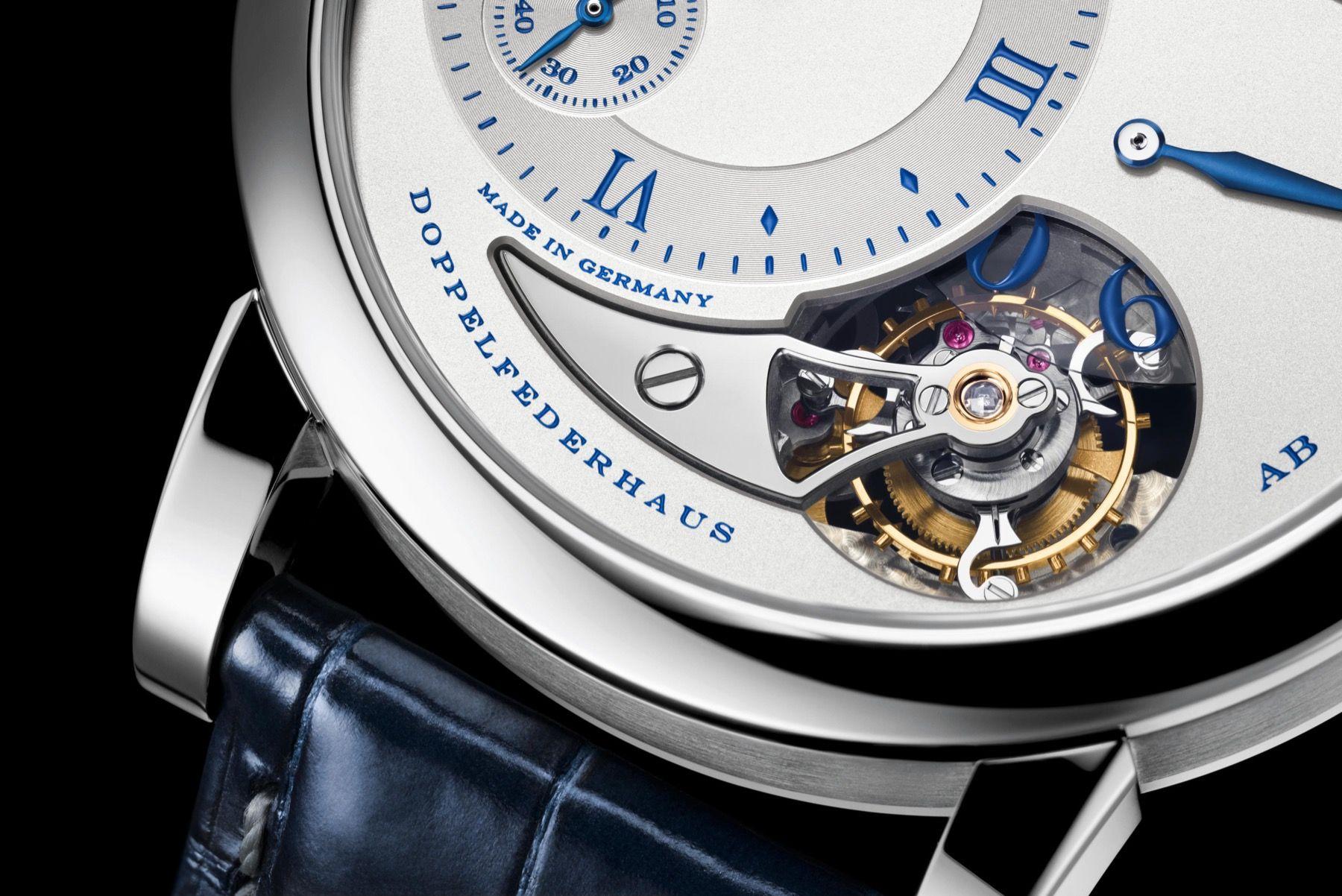 Un tourbillon anniversaire pour A. Lange & Söhne