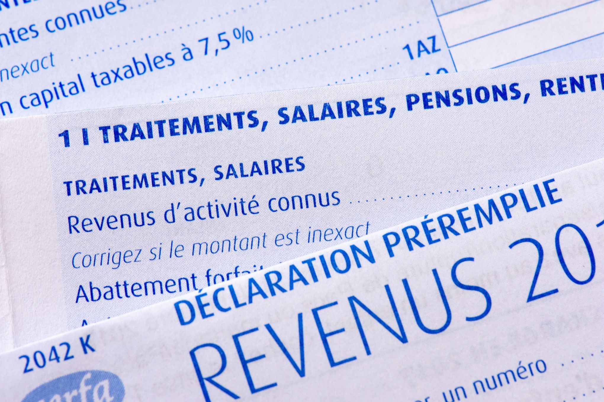 délai déclaration impots 2020 france