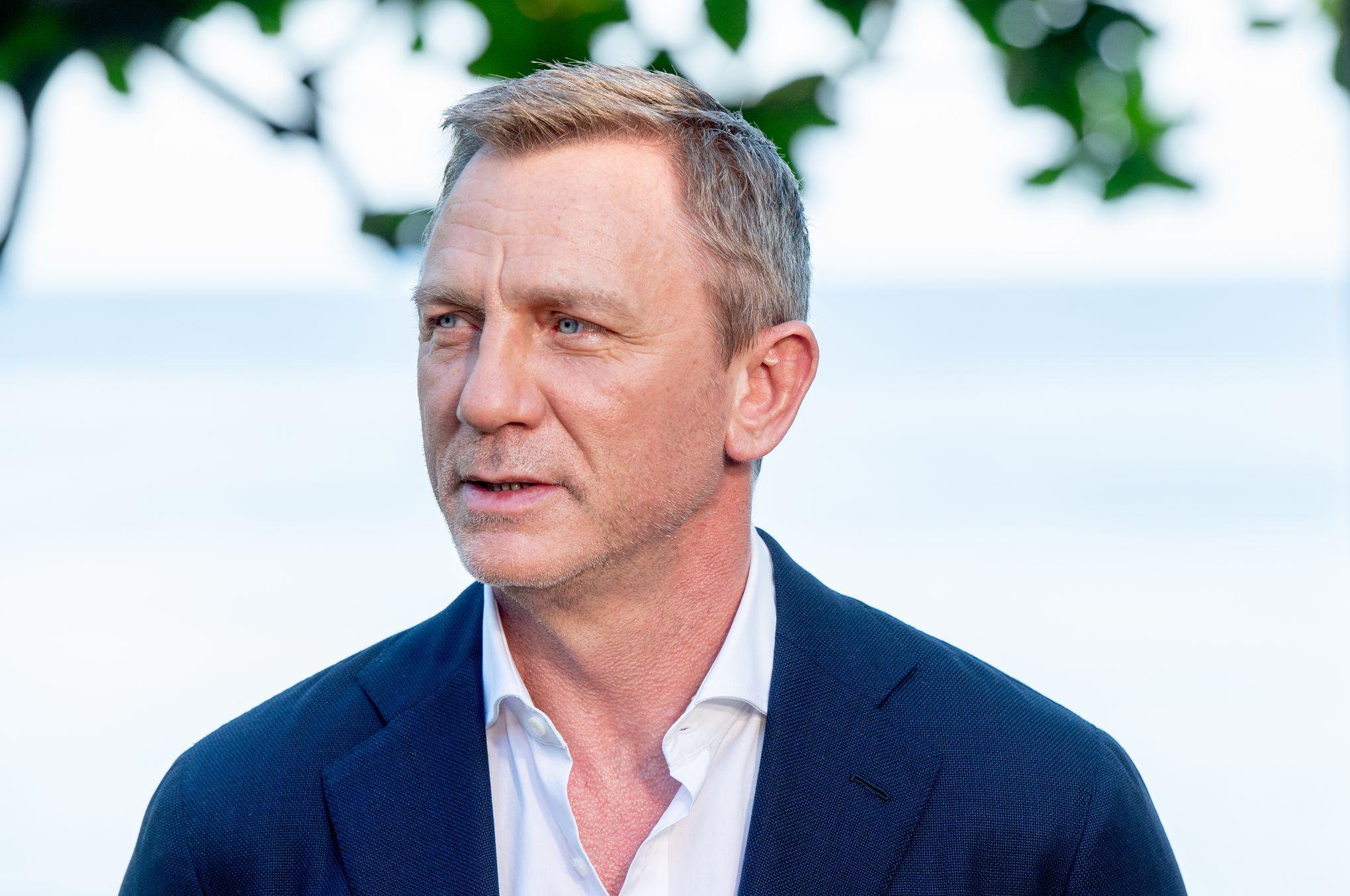 No Time to Die: les adieux émouvants de Daniel Craig pour à la fin du tournage de James Bond