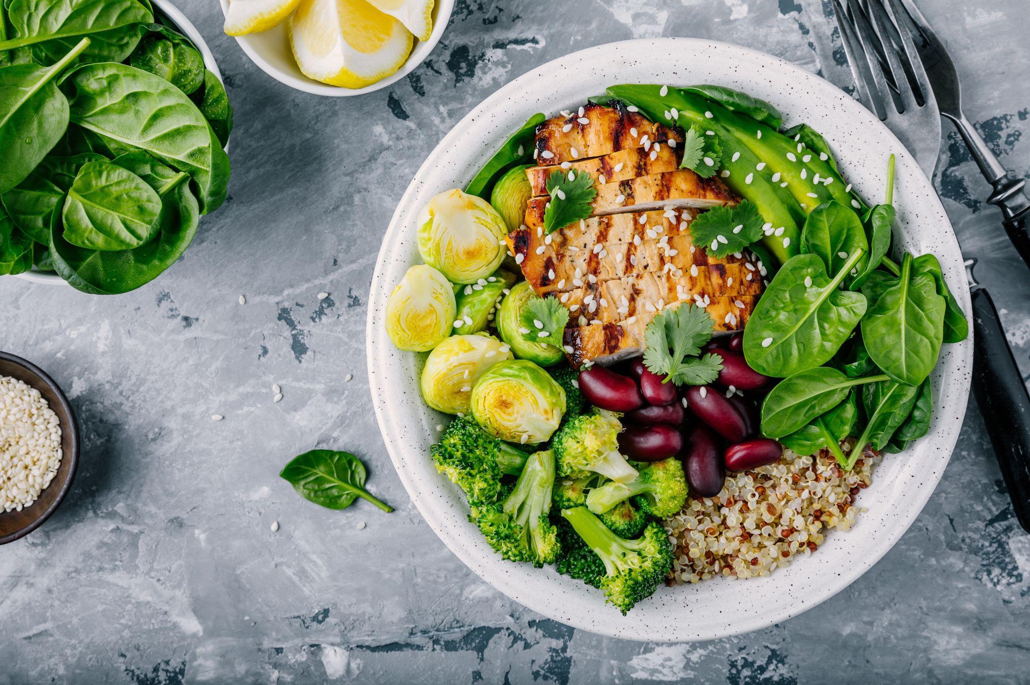 Nutrition: qu'est-ce qu'une alimentation «équilibrée» aujourd'hui?