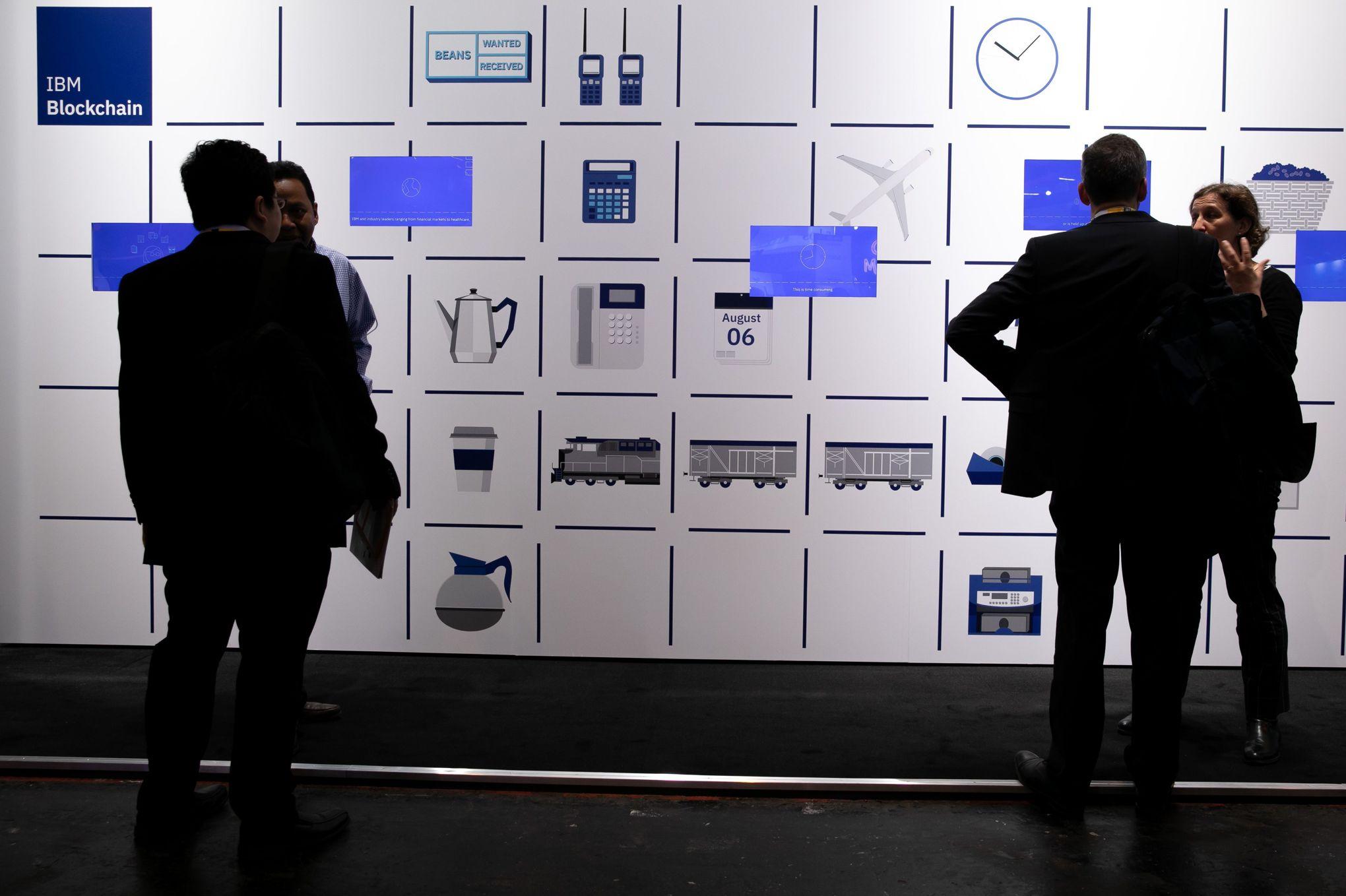 IBM pousse ses pions dans la blockchain