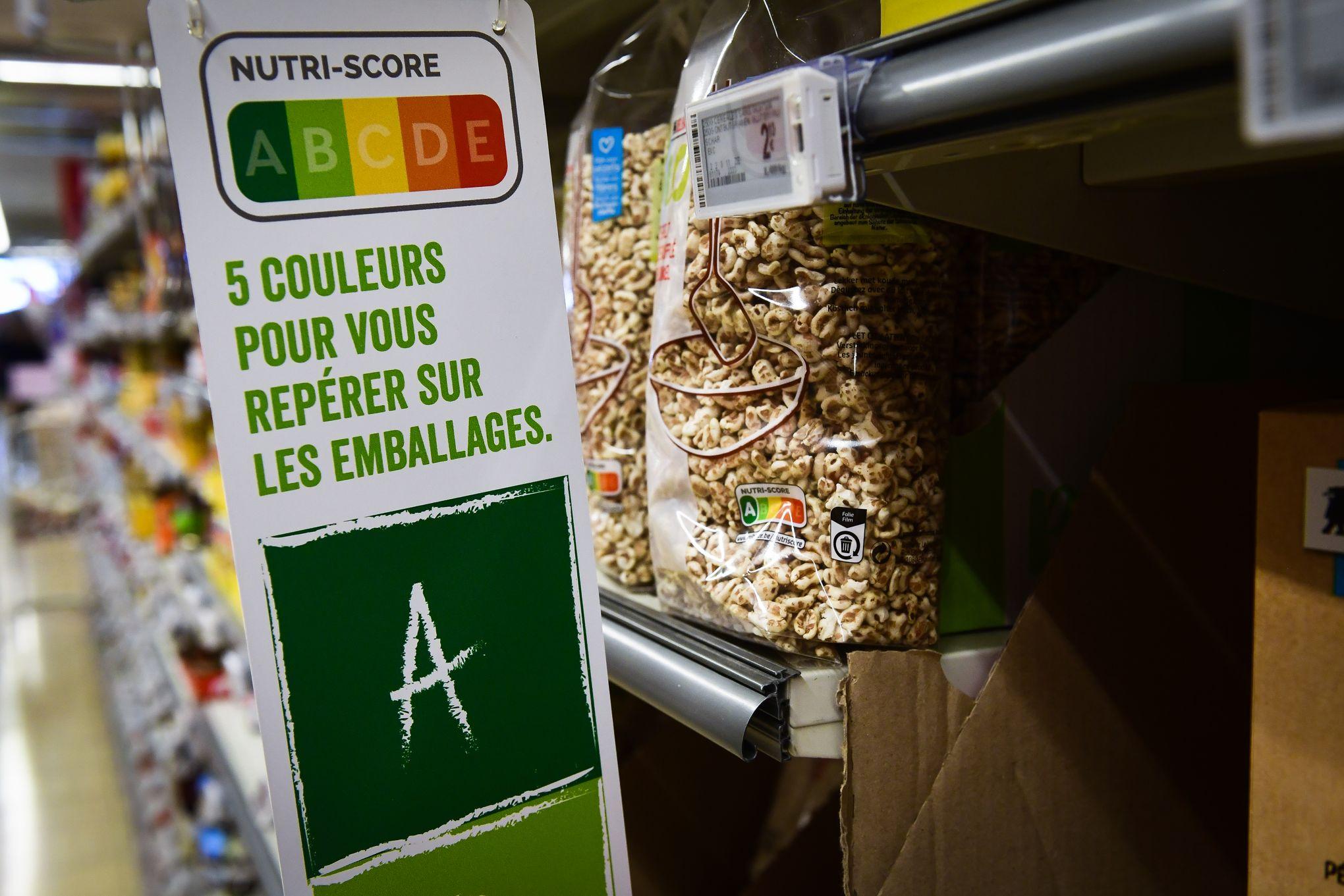 Alimentation: le Nutri-score modifie les habitudes de consommation des Français