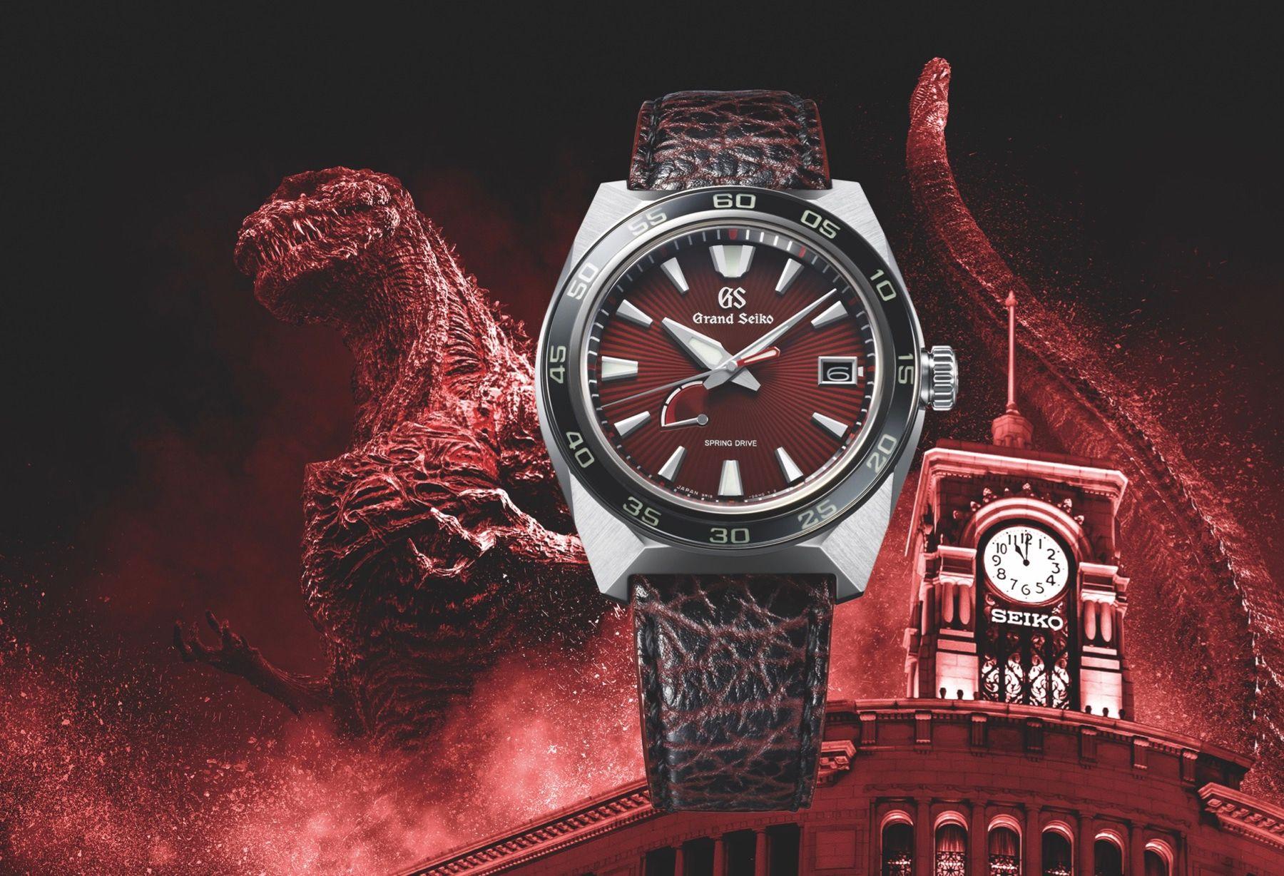 Godzilla voit rouge pour ses 65 ans