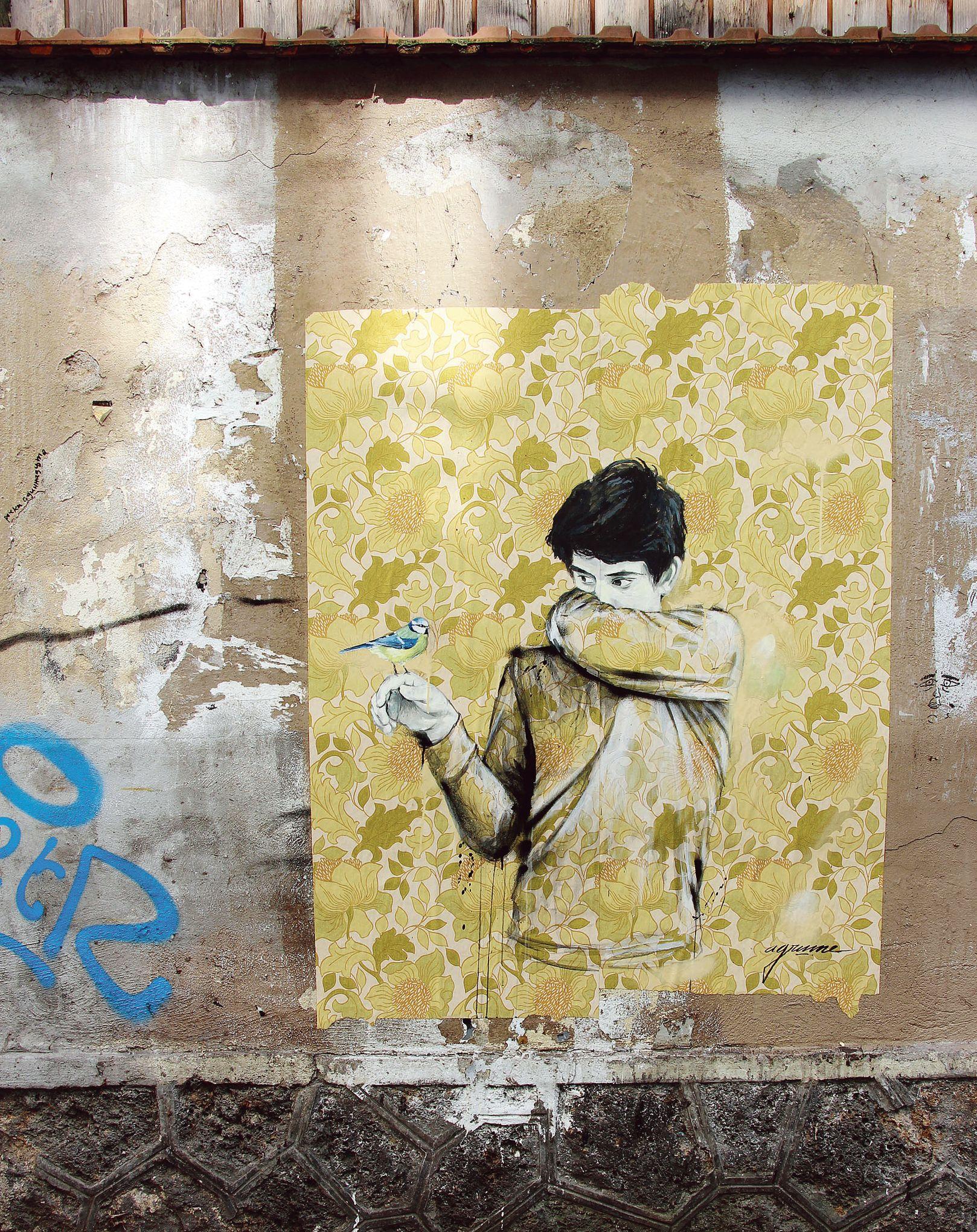Street art: le manuel du parfait colleur