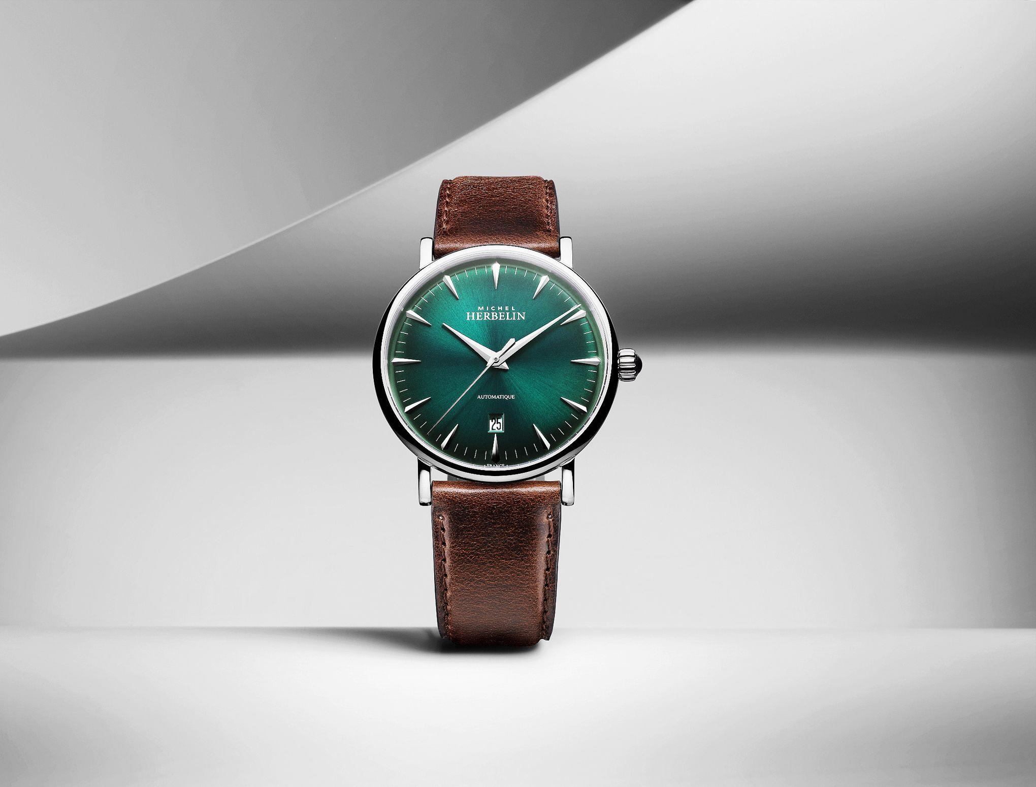 Michel Herbelin: une montre française en deux clics