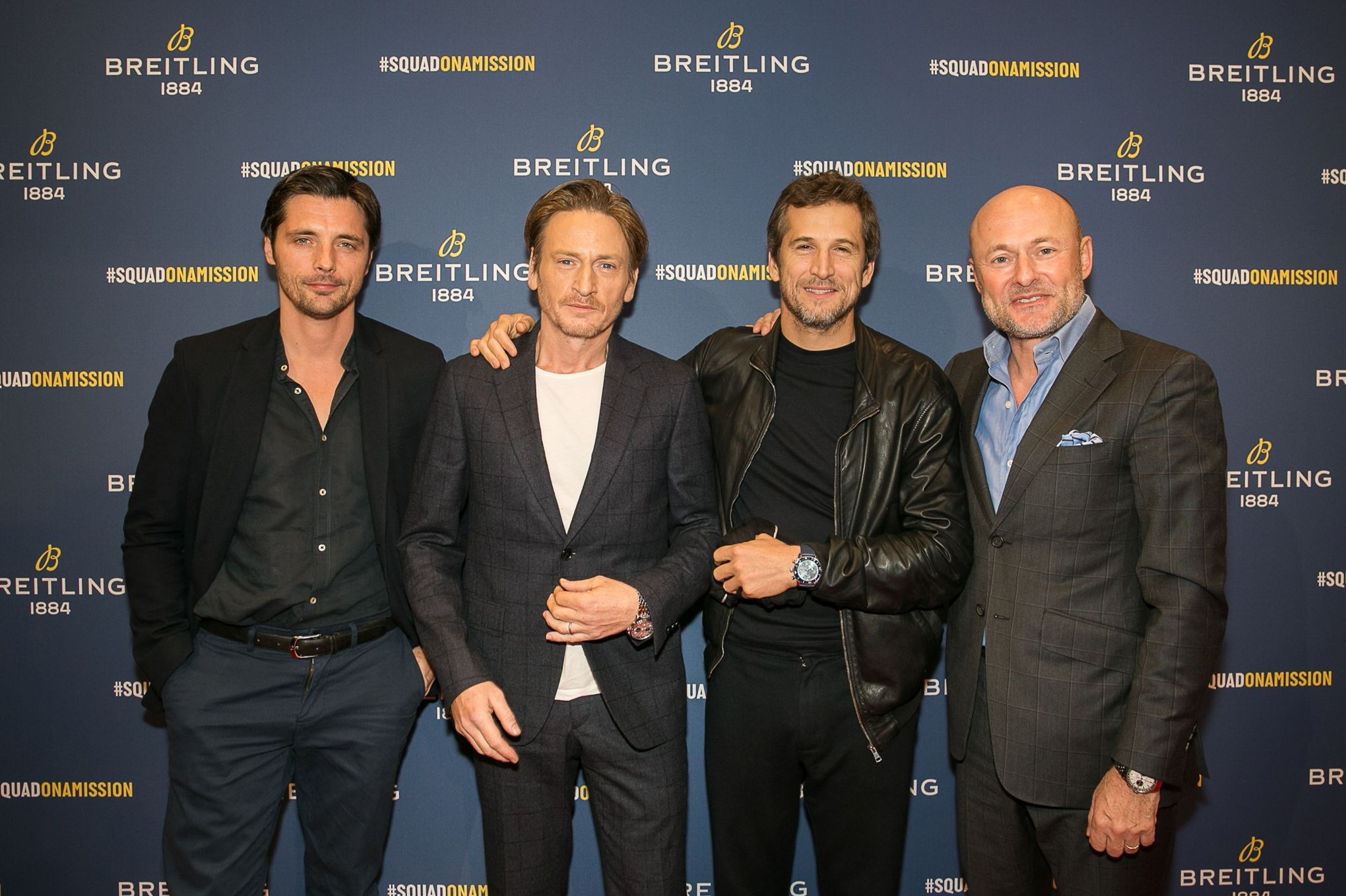 George Kern: «Breitling est une marque moderne rétro»
