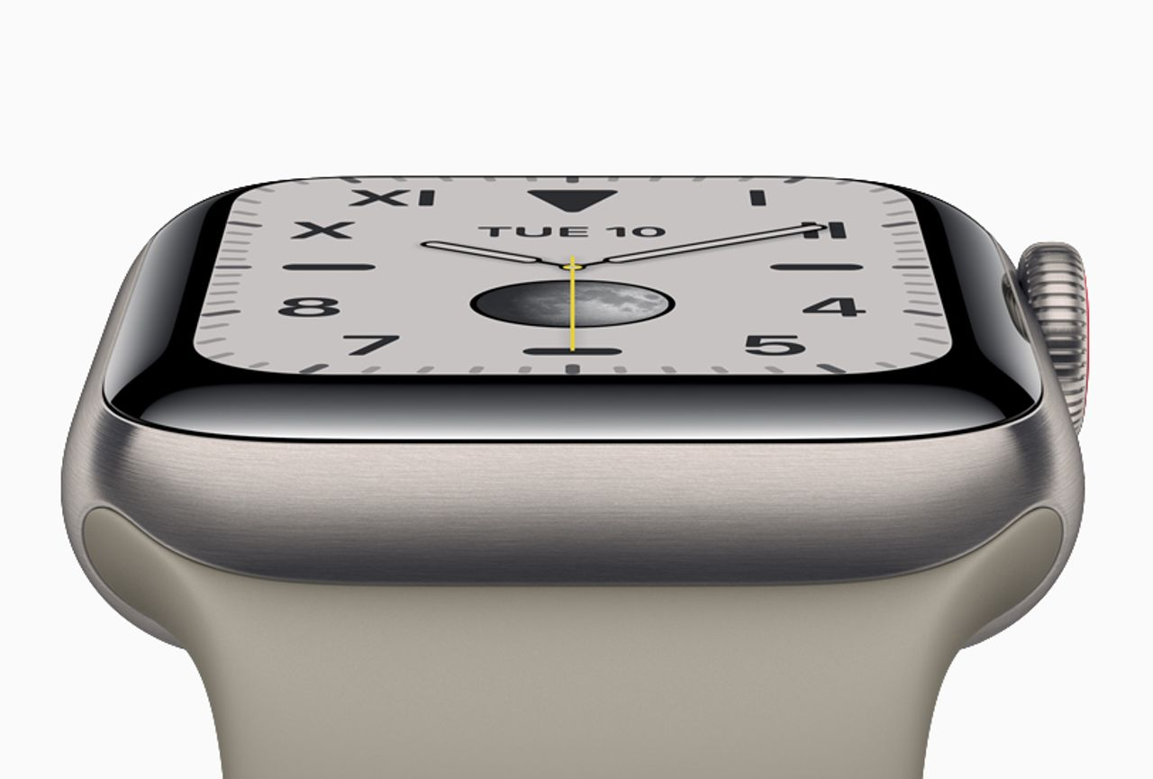 L'Apple Watch Series 5 est-elle la meilleure des montres d'Apple? L'avis du Figaro