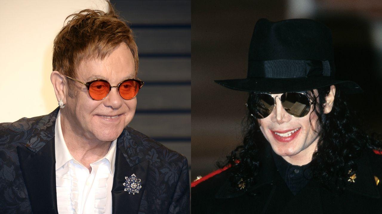 Pour Elton John, Michael Jackson «était un malade mental»