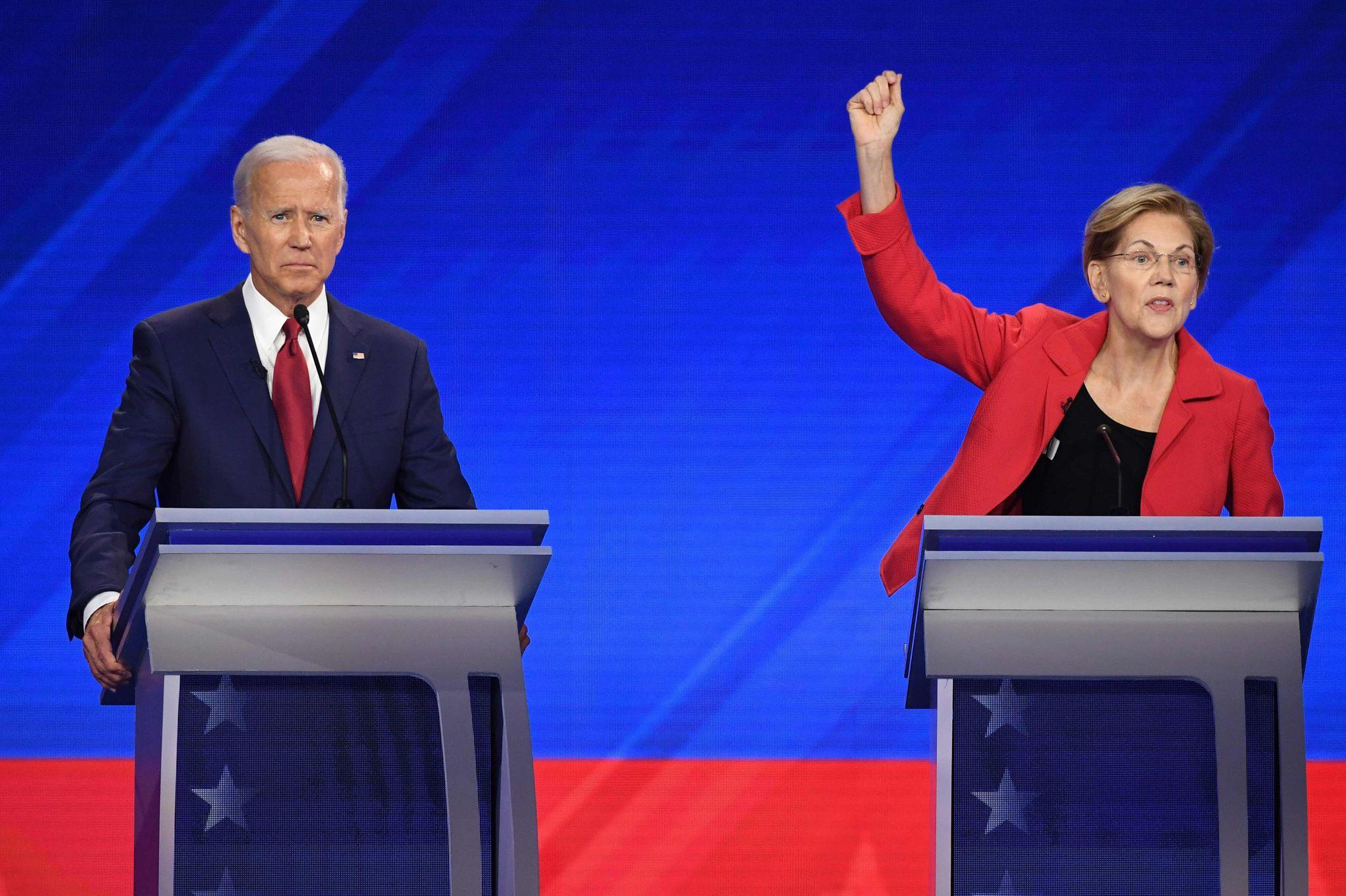 En 2020, quel candidat démocrate aurait le plus de chances face à Trump?