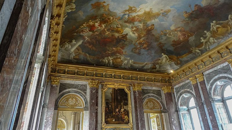 À Versailles, le voyage de La Barre au Nord