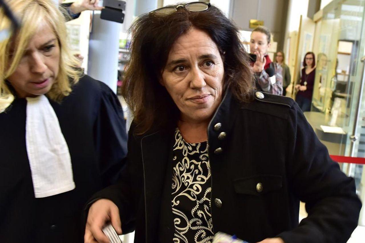 La mère de Serena, l'enfant «du coffre», condamnée à cinq ans de prison