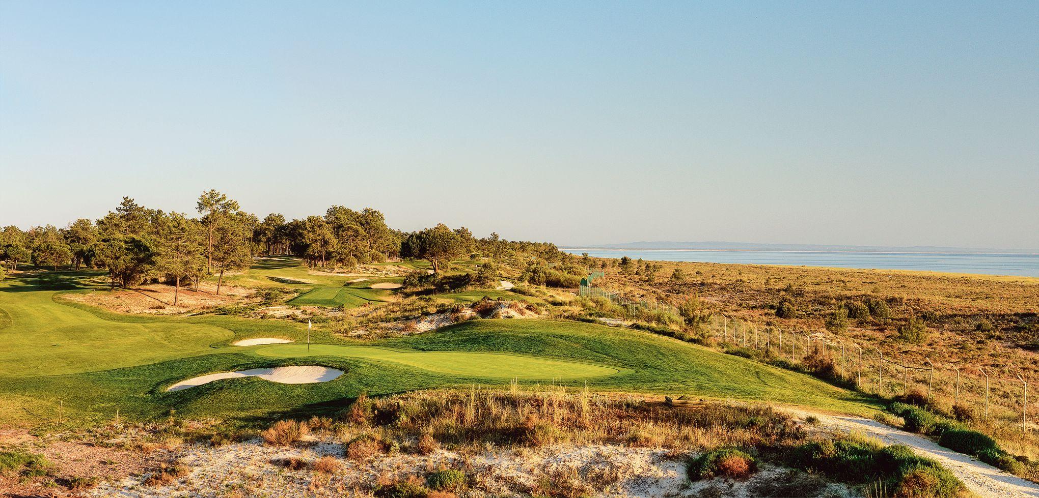 Golf: swing chic à Comporta