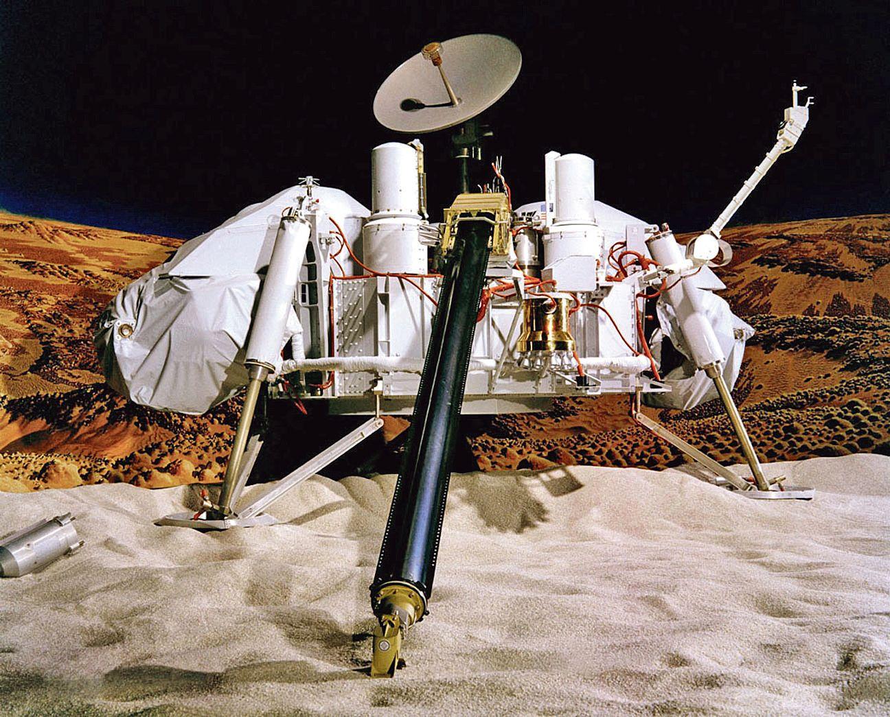 La Nasa a-t-elle trouvé de la vie sur Mars?