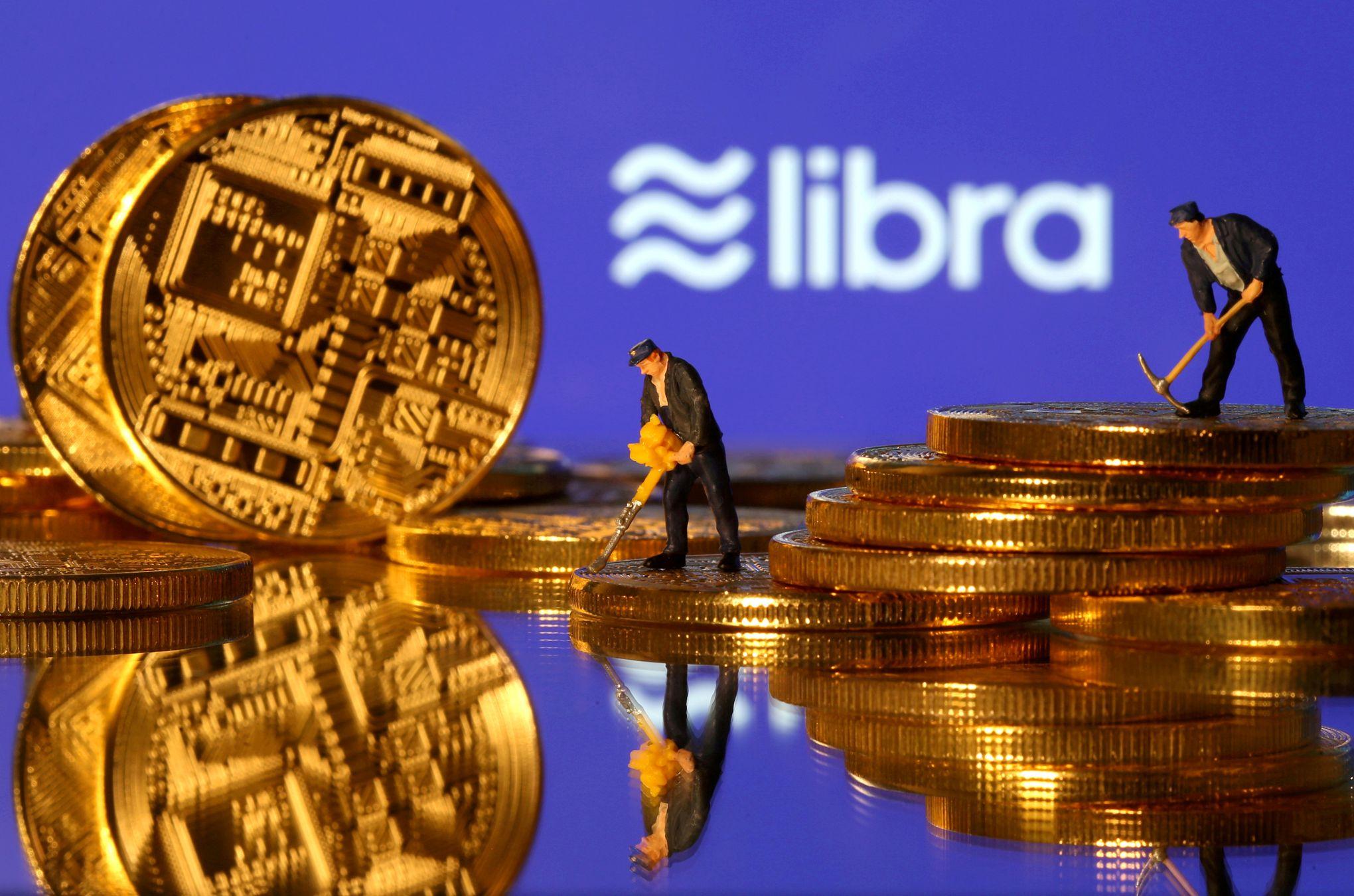Tir de barrage à Washington contre la cryptomonnaie Libra
