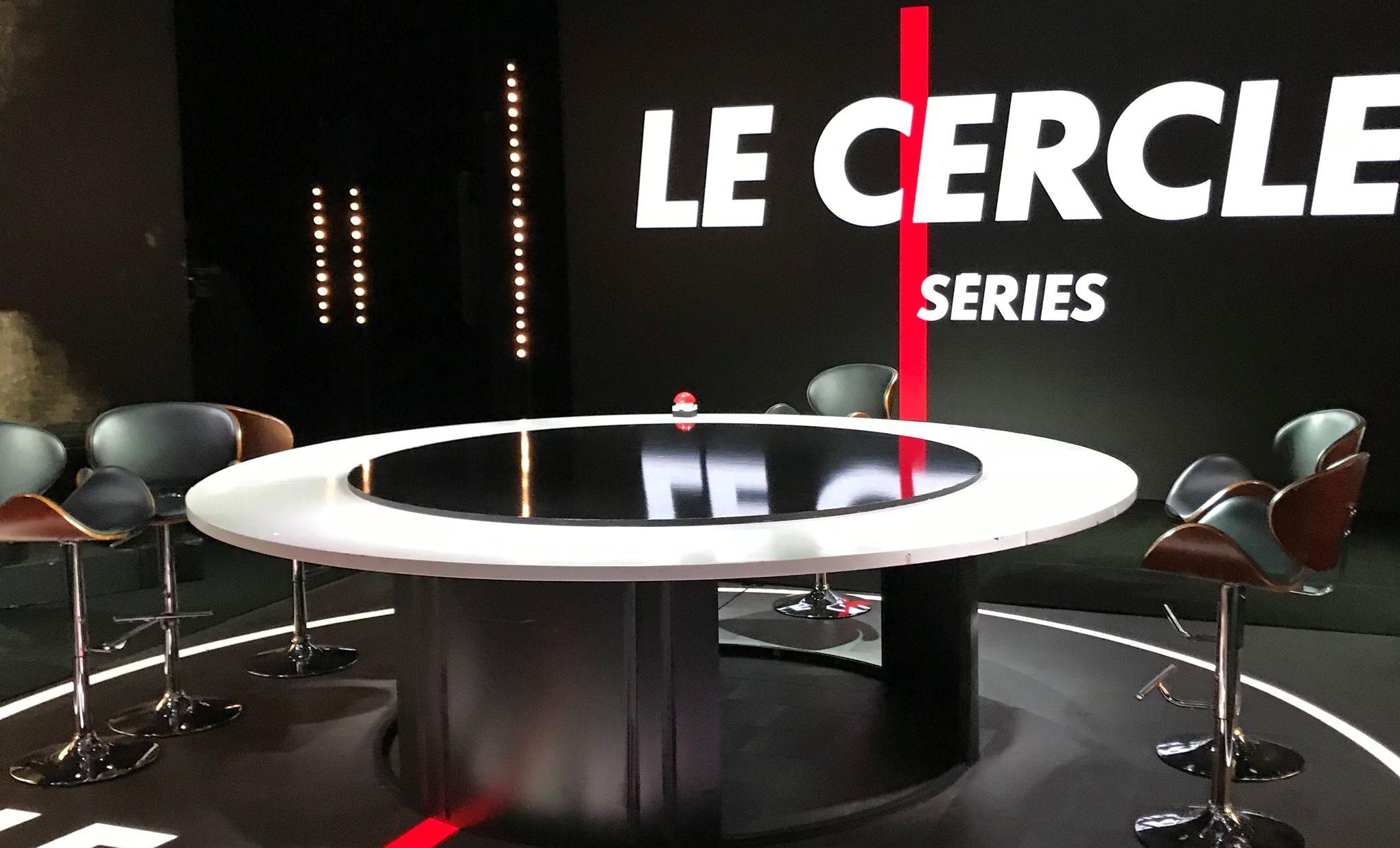 Augustin Trapenard élargit son «Cercle» aux séries