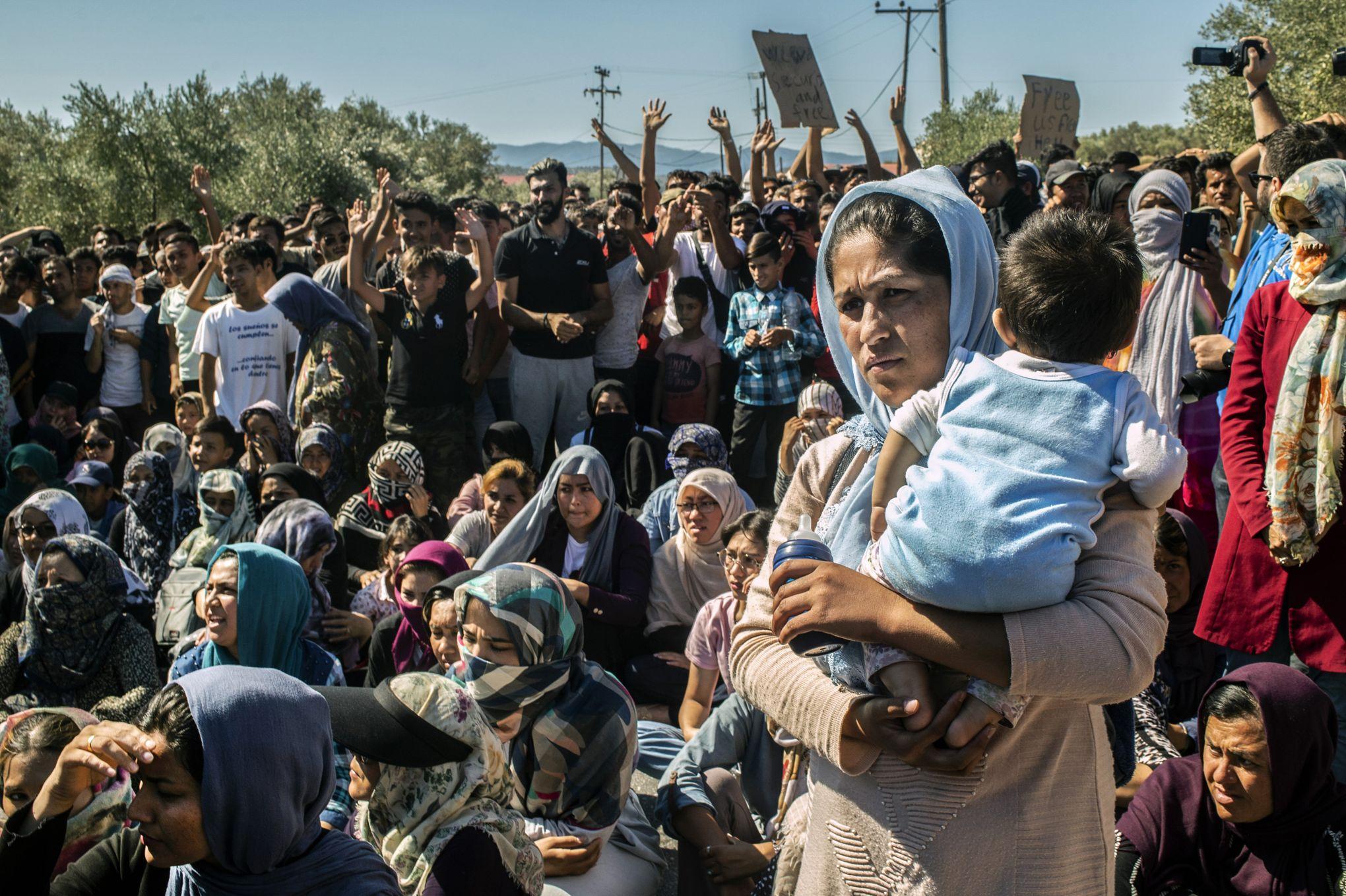 Migrants: la Grèce et la Turquie mettent l'Union européenne sous pression