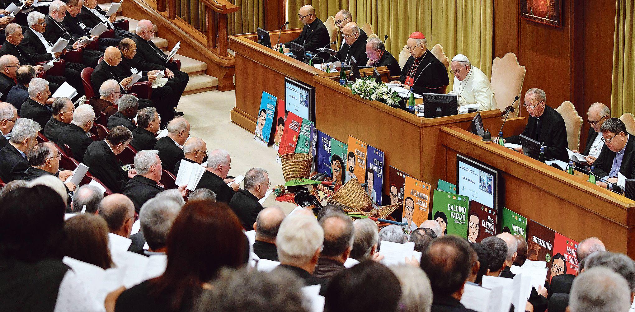 L'Église s'oriente vers l'ordination sacerdotale d'hommes mariés