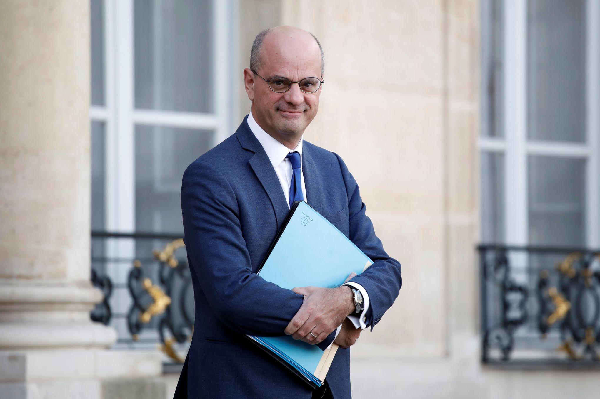 Jean-Michel Blanquer, la construction politique d'une ambition